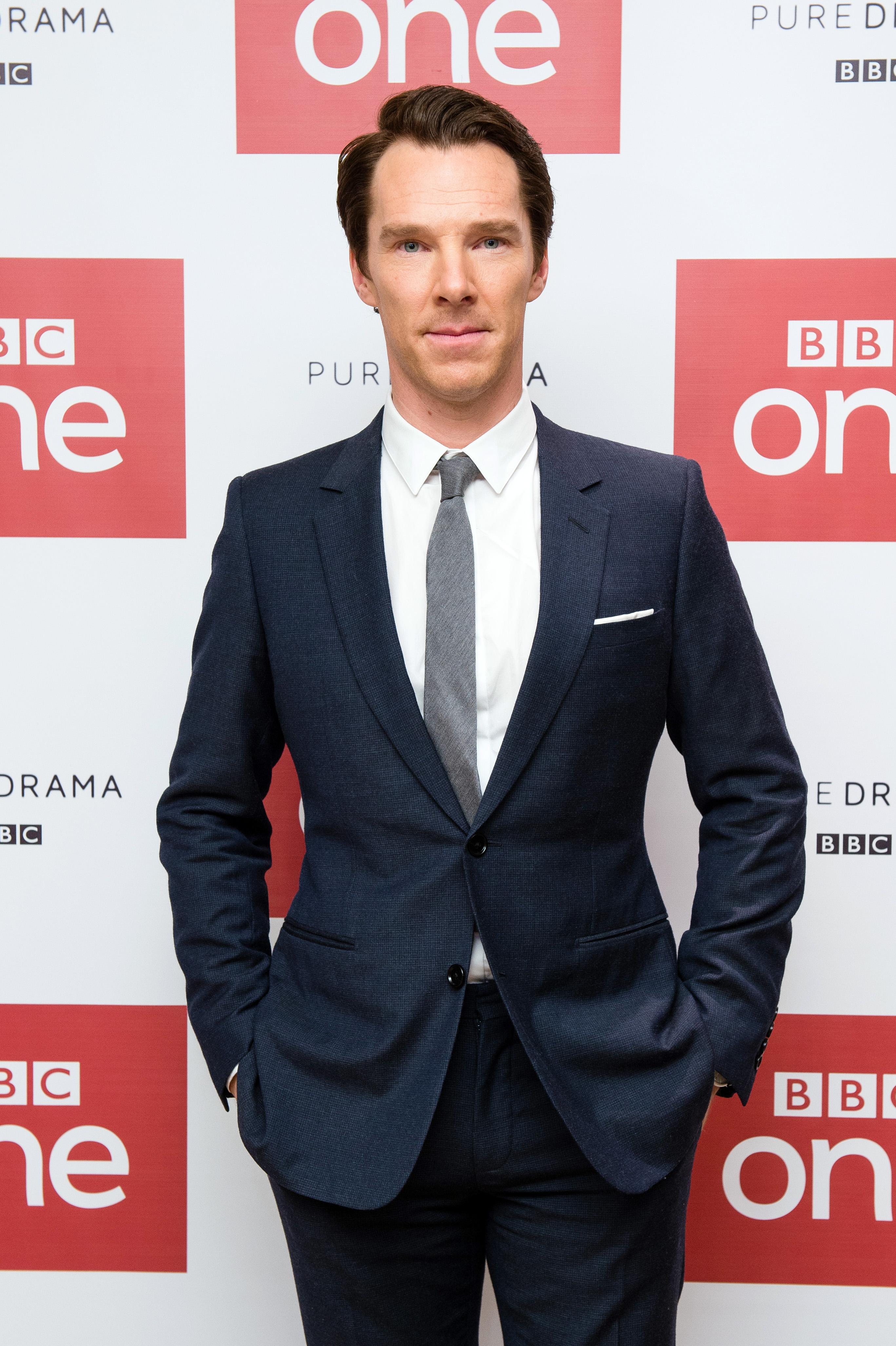 Hot Shots Of Benedict Cumberbatch | Access Online