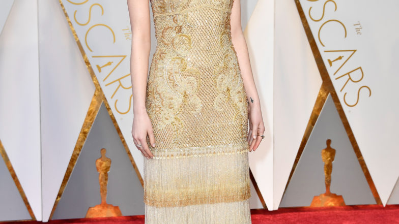 Emma Stone: Red Carpet Style File