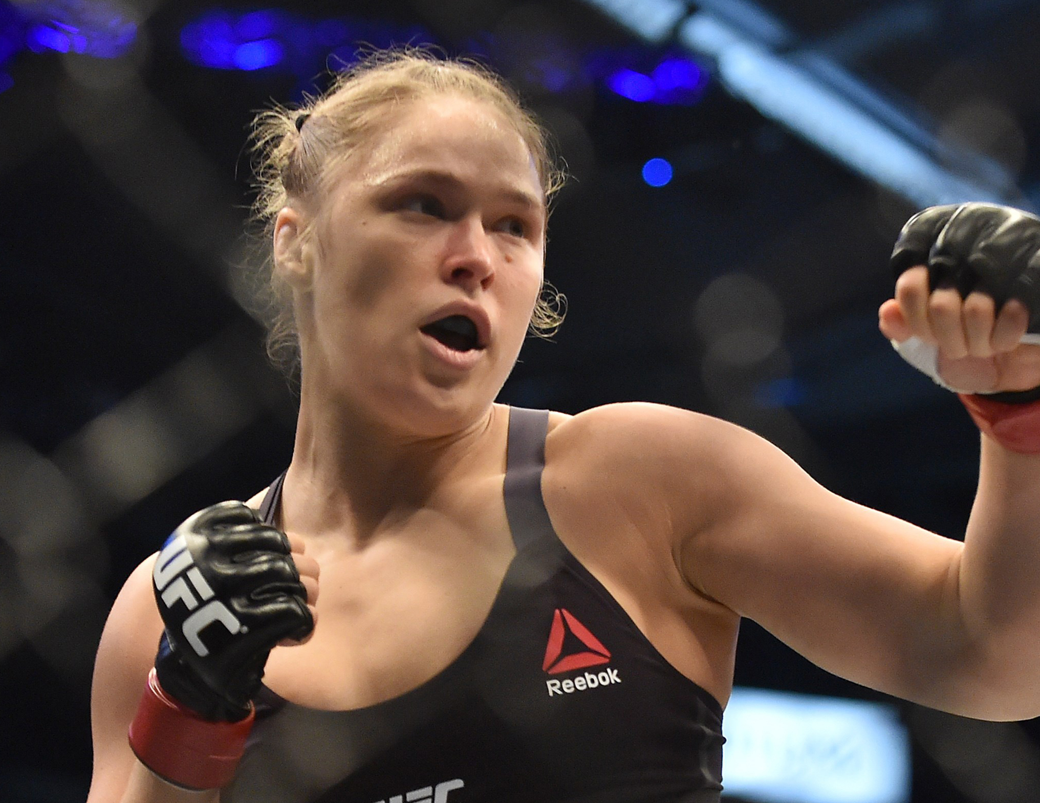 Dana White says Ronda Rousey probably done fighting