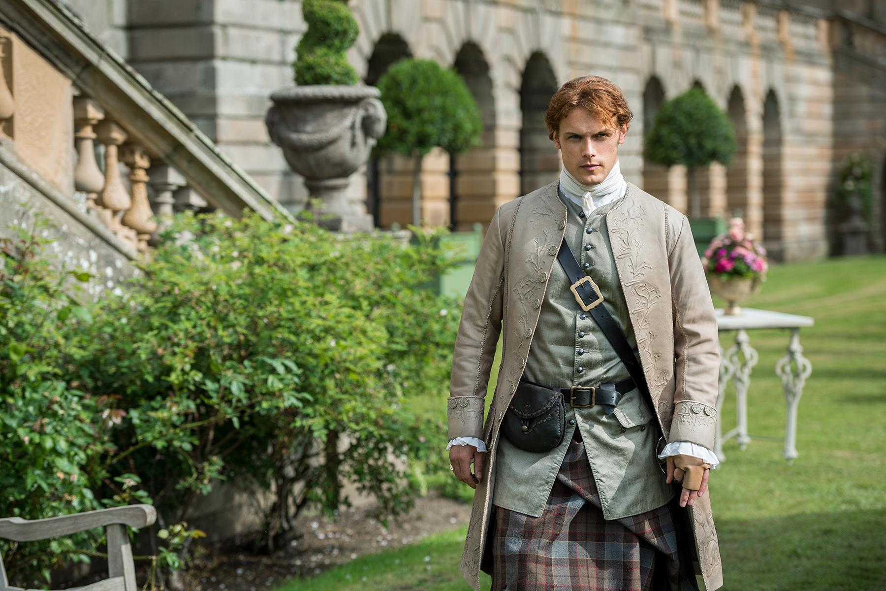 Outlander-Sam-Heughan-Tobias-Menzies-On-The-Return-Of-Black-Jack-Randall