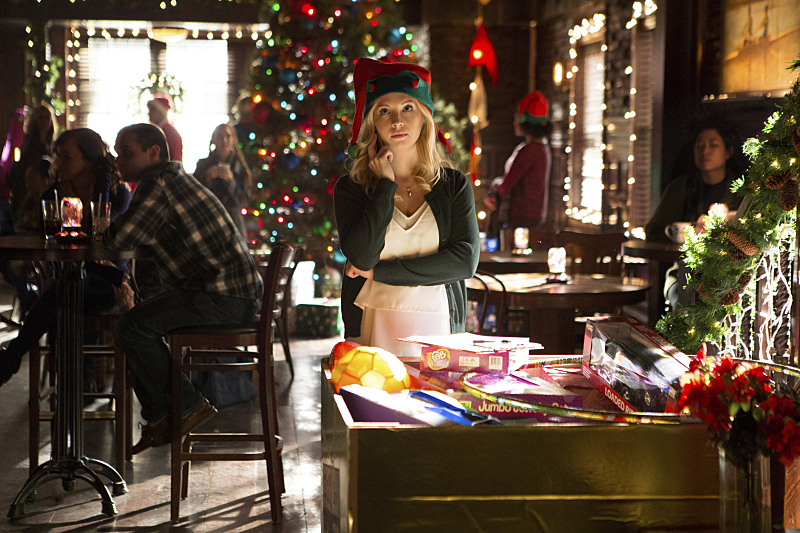The-Vampire-Diaries-EP-Caroline-Dries-On-Damons-Late-Mom-Related-Drama-Carolines-Vampire-Pregnancy