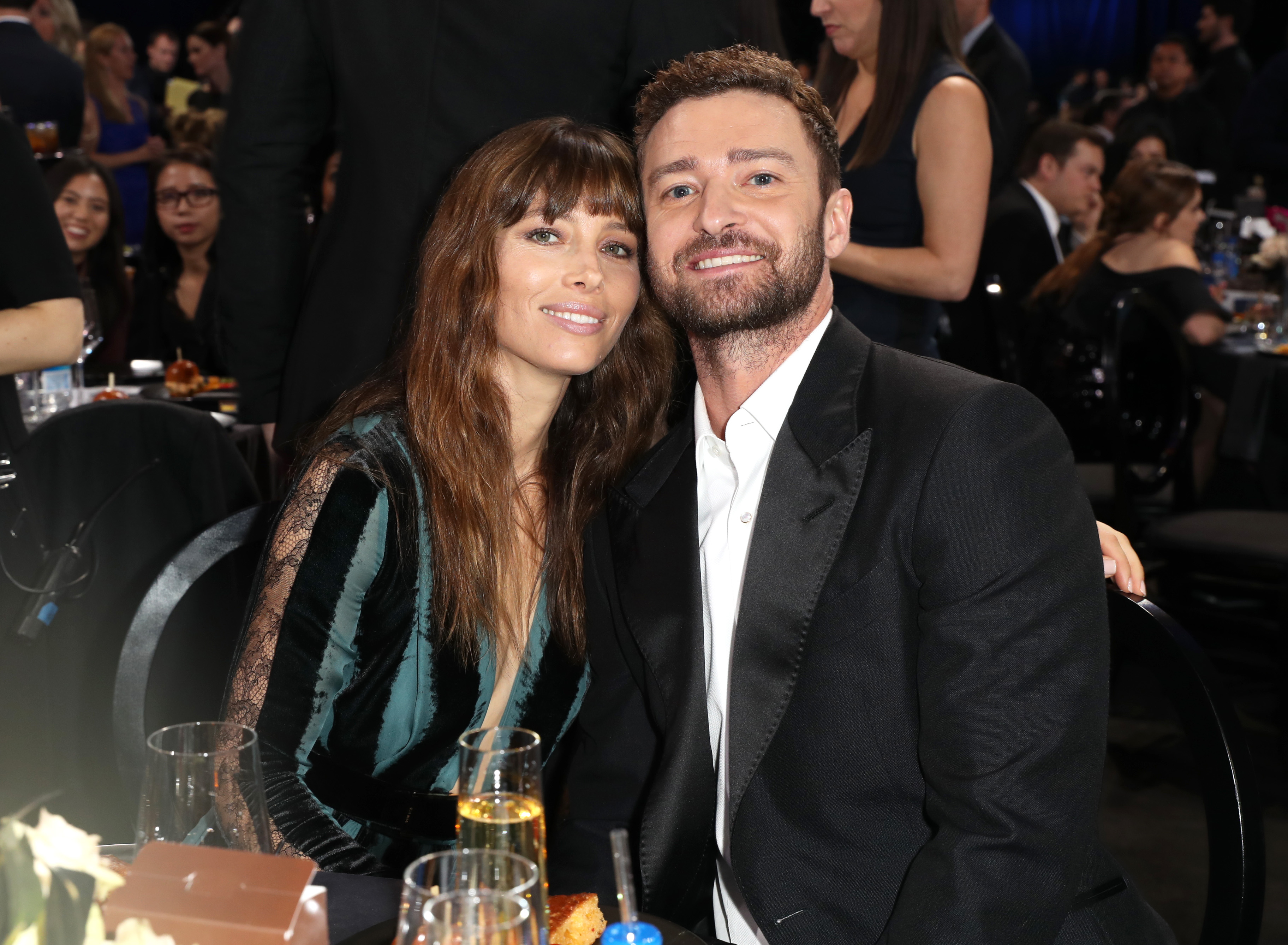 Justin Timberlake Recalls The Adorable Way He First Met ...