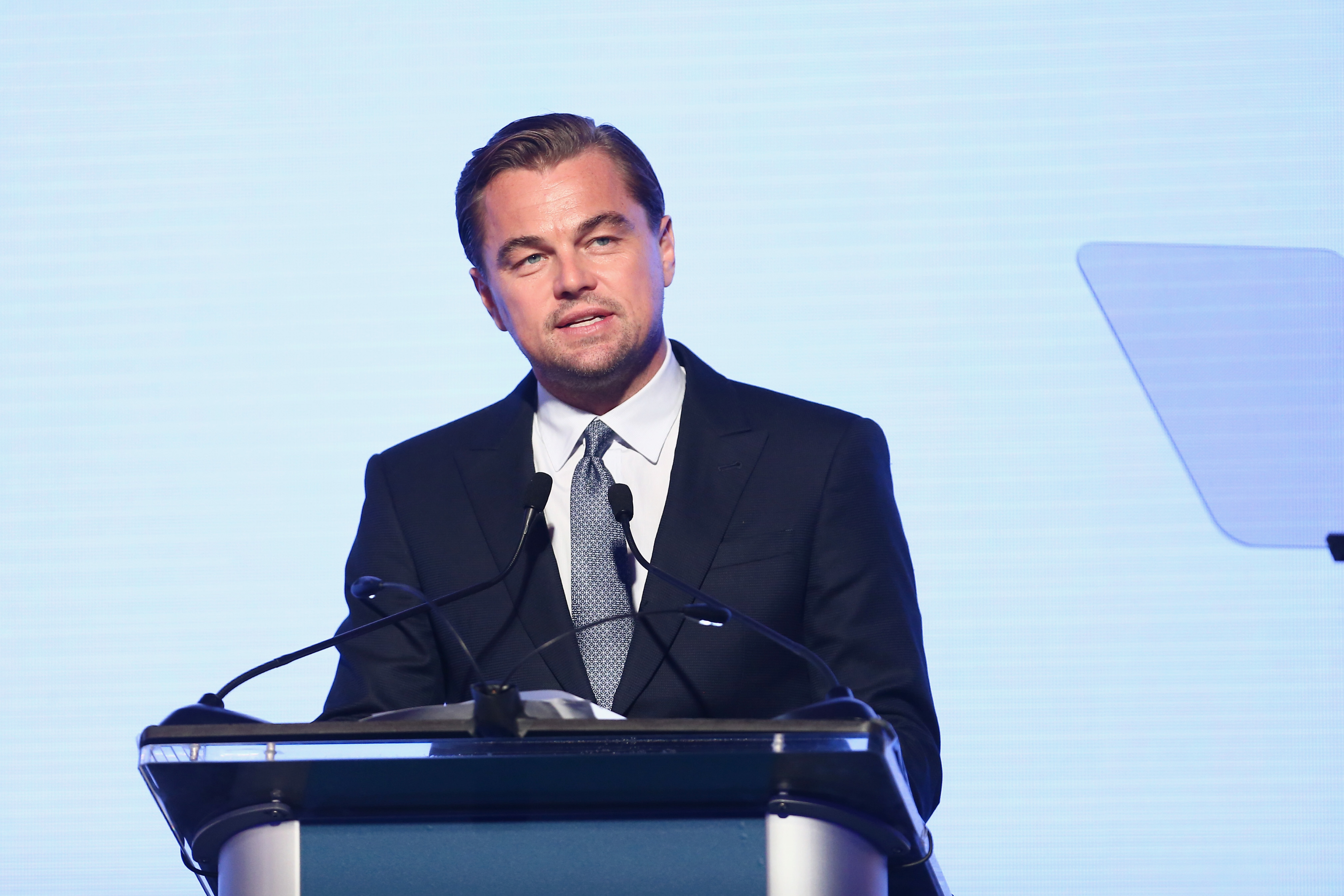 Leonardo DiCaprio's Foundation Celebrates 20 Year Anniversary With Dazzling Gala