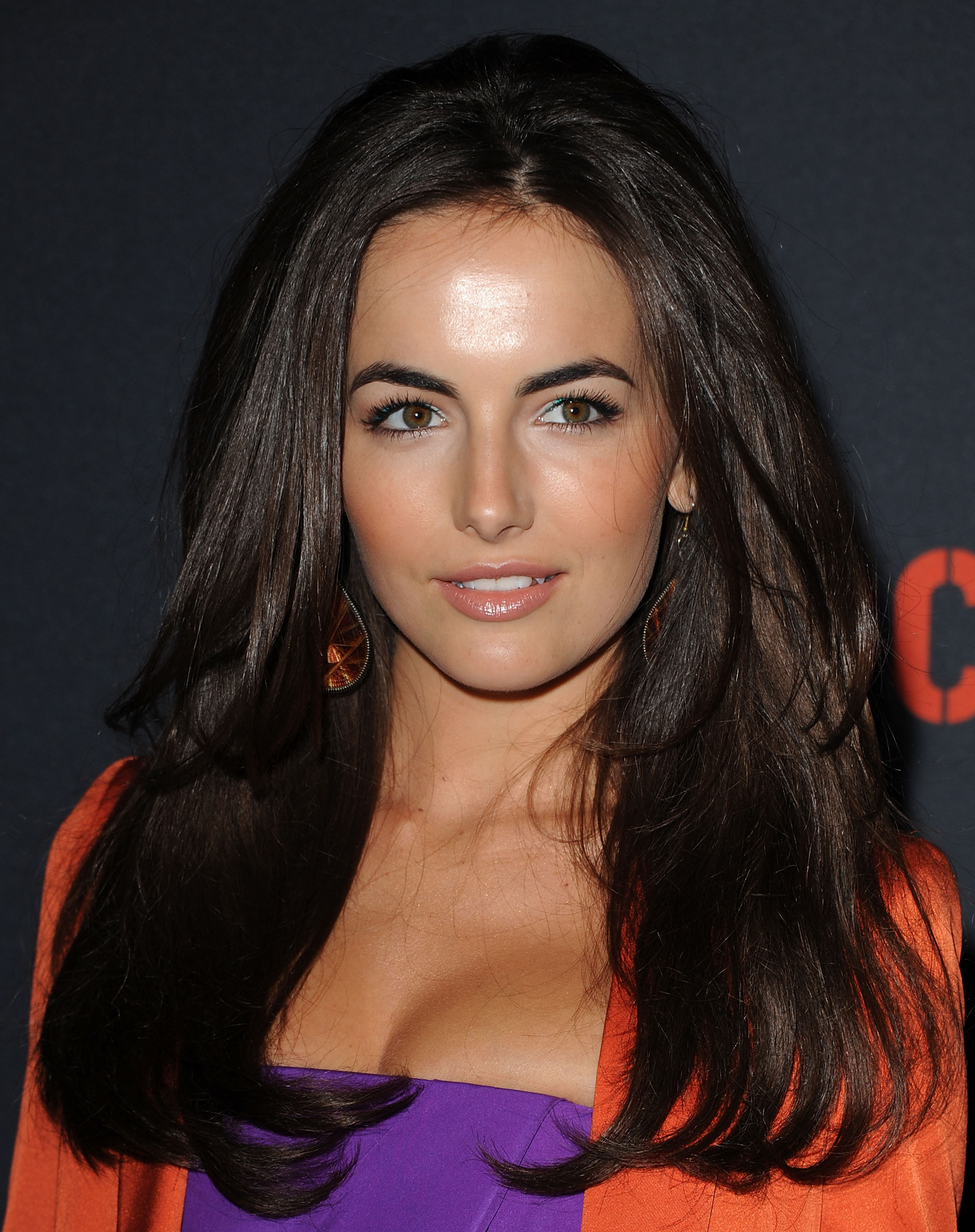 Camilla Belle arrives at the Gucci And RocNation Host Pre-Grammy Brunch At Soho House at Soho House on February 12, 2011 in West Hollywood