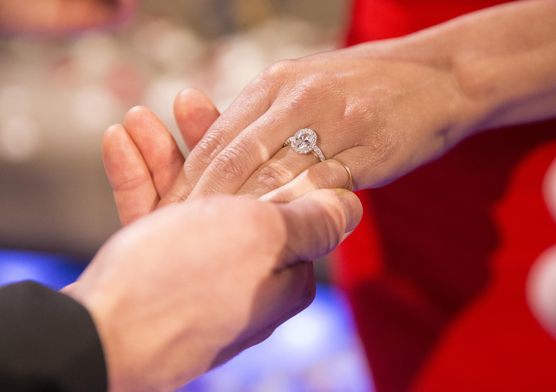 Clare Crawley's Ring