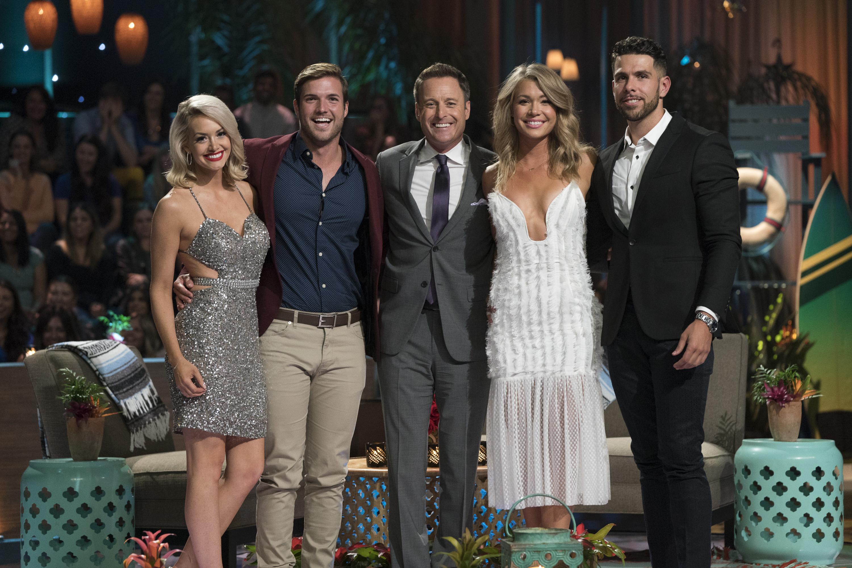 Bachelor In Paradise, Chris Randone, Krystal Nielson, Jordan Kimball, Jenna Cooper
