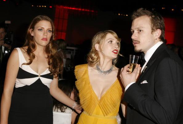 Busy Philipps, Heath Ledger, Michelle Williams Academy Awards 2006