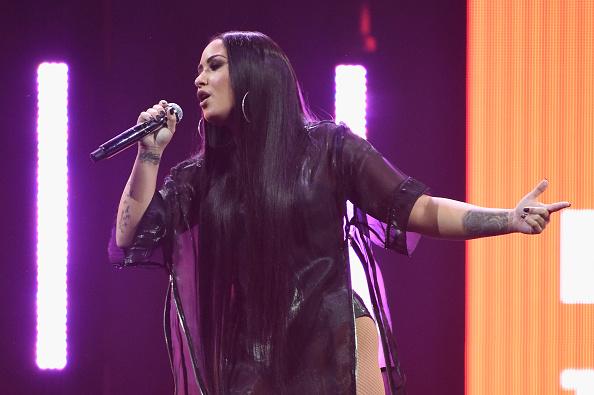 Demi Lovato 3-16-2018
