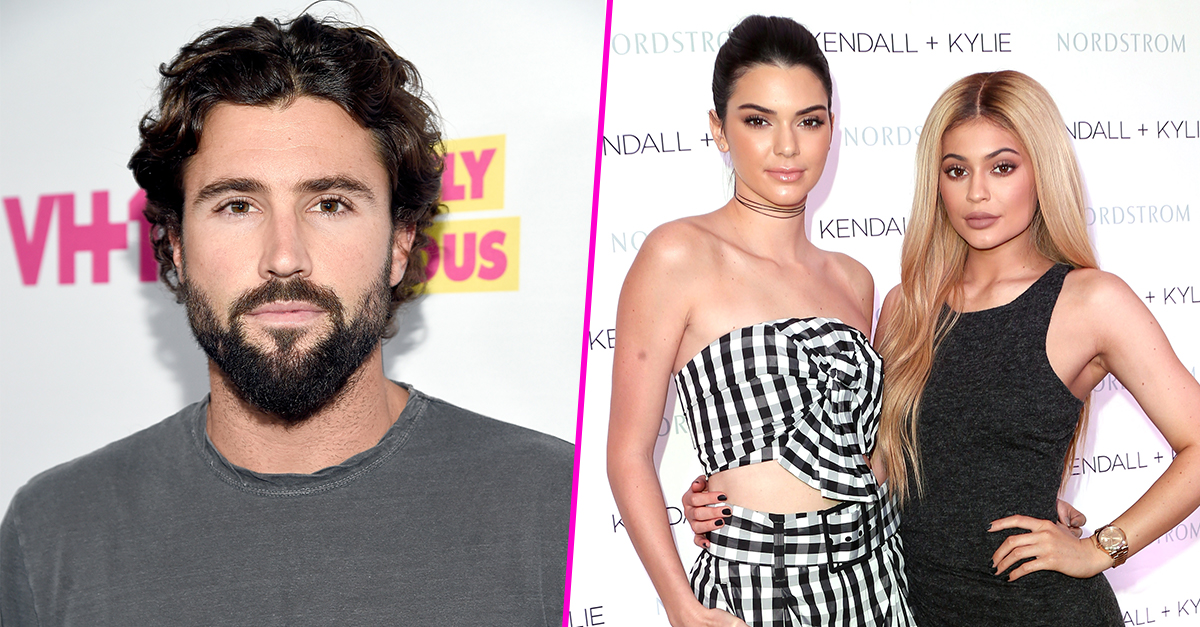 Brody Jenner, Kendall Jenner and Kylie Jenner