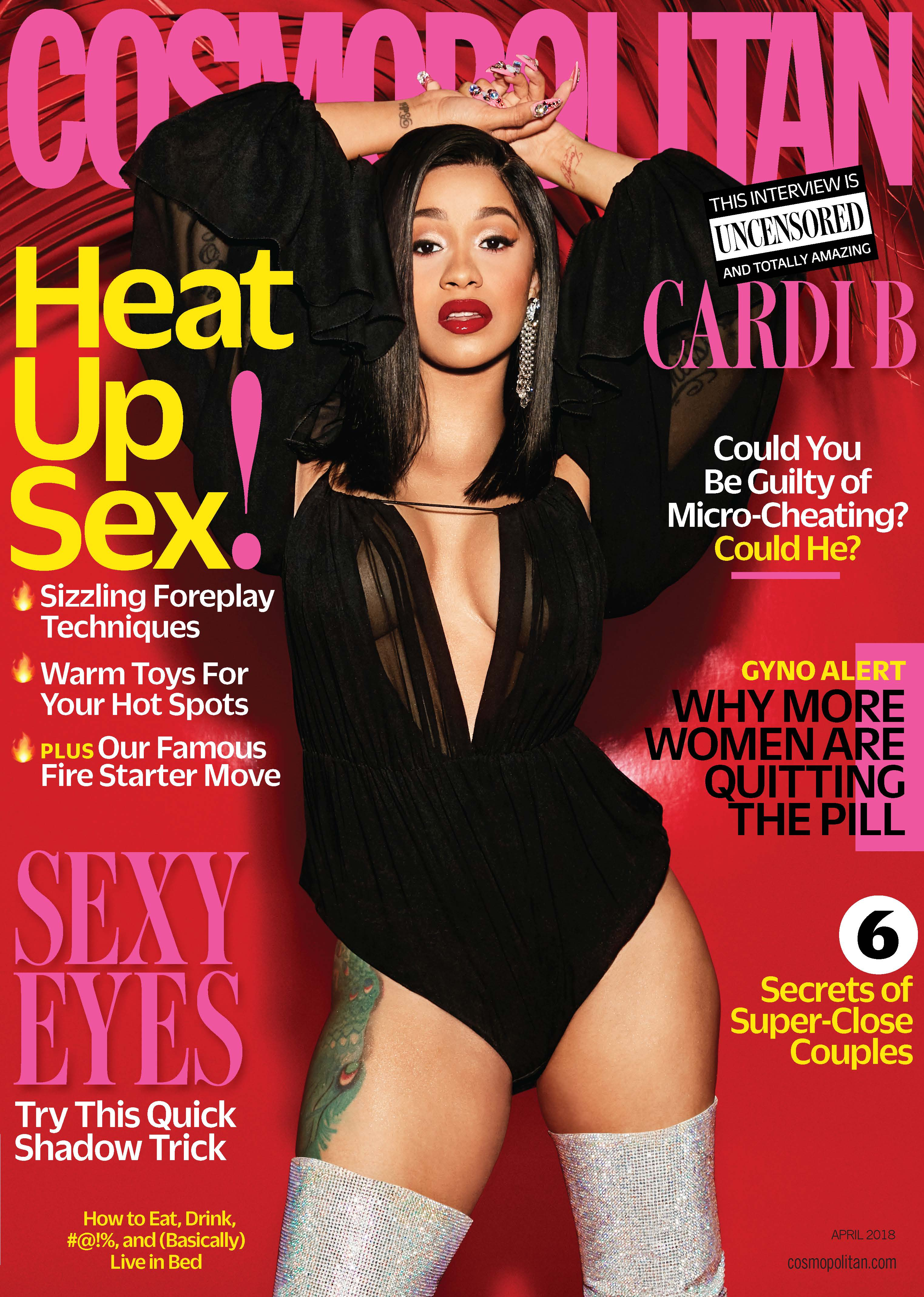 Cardi-B-Reveals-Why-She-Hasnt-Left-Fiancé-Offset-People-Dont-Know-What-I-Did