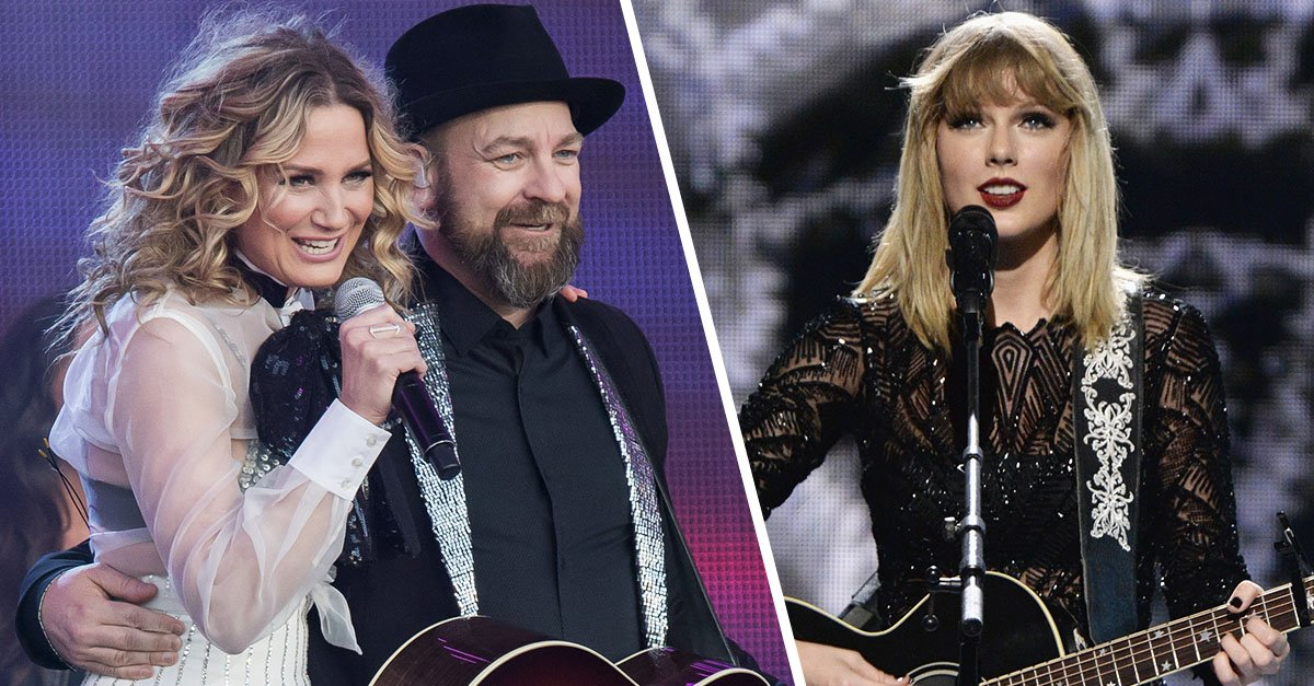 Taylor-Swift-Adorably-Responds-To-Fans-Reactions-To-Her-Country-Music-Return-With-Sugarland