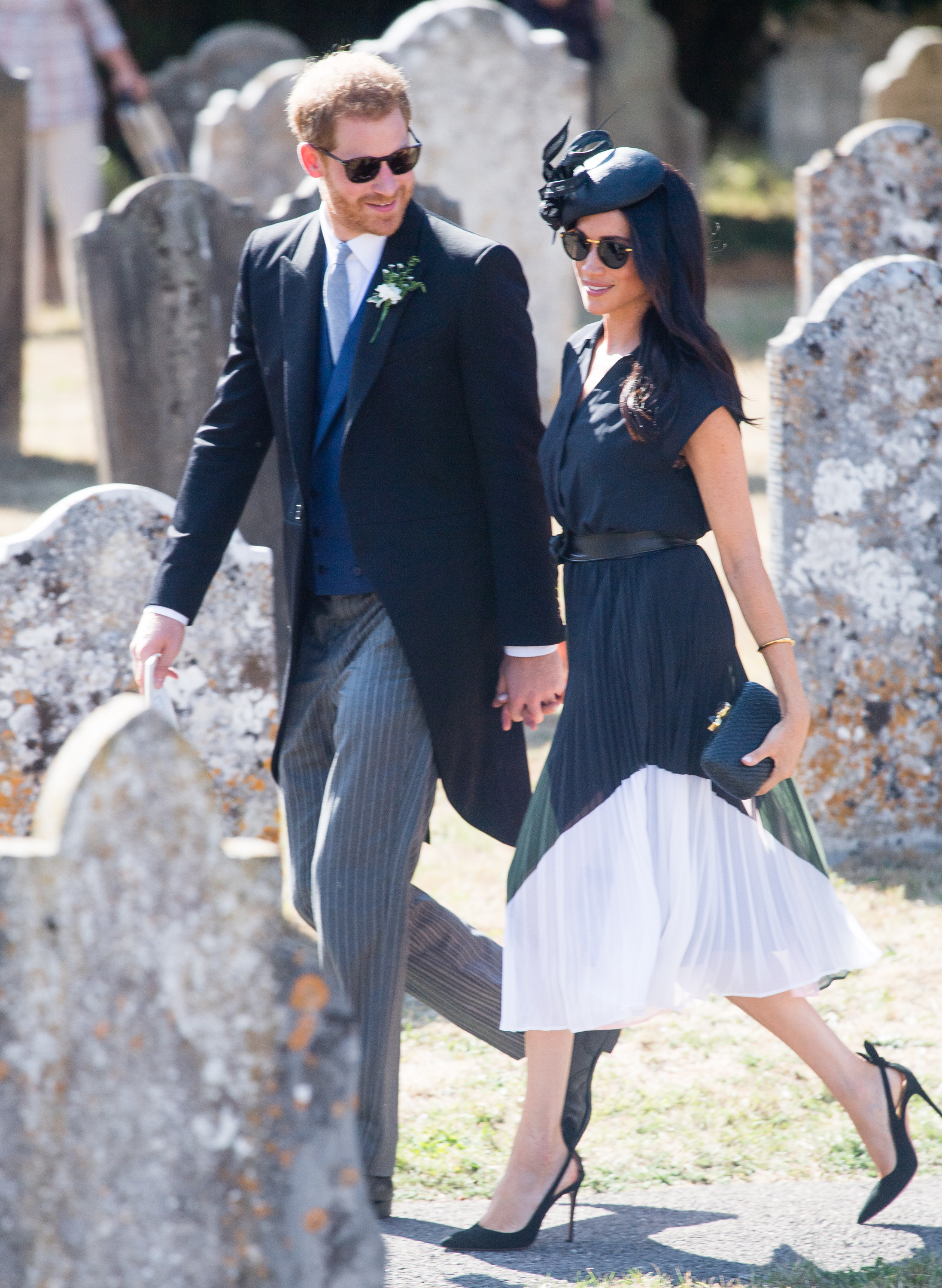 Prince-Harry-Attended-His-Best-Friends-Wedding-With-A-Massive-Hole-In-His-Shoe