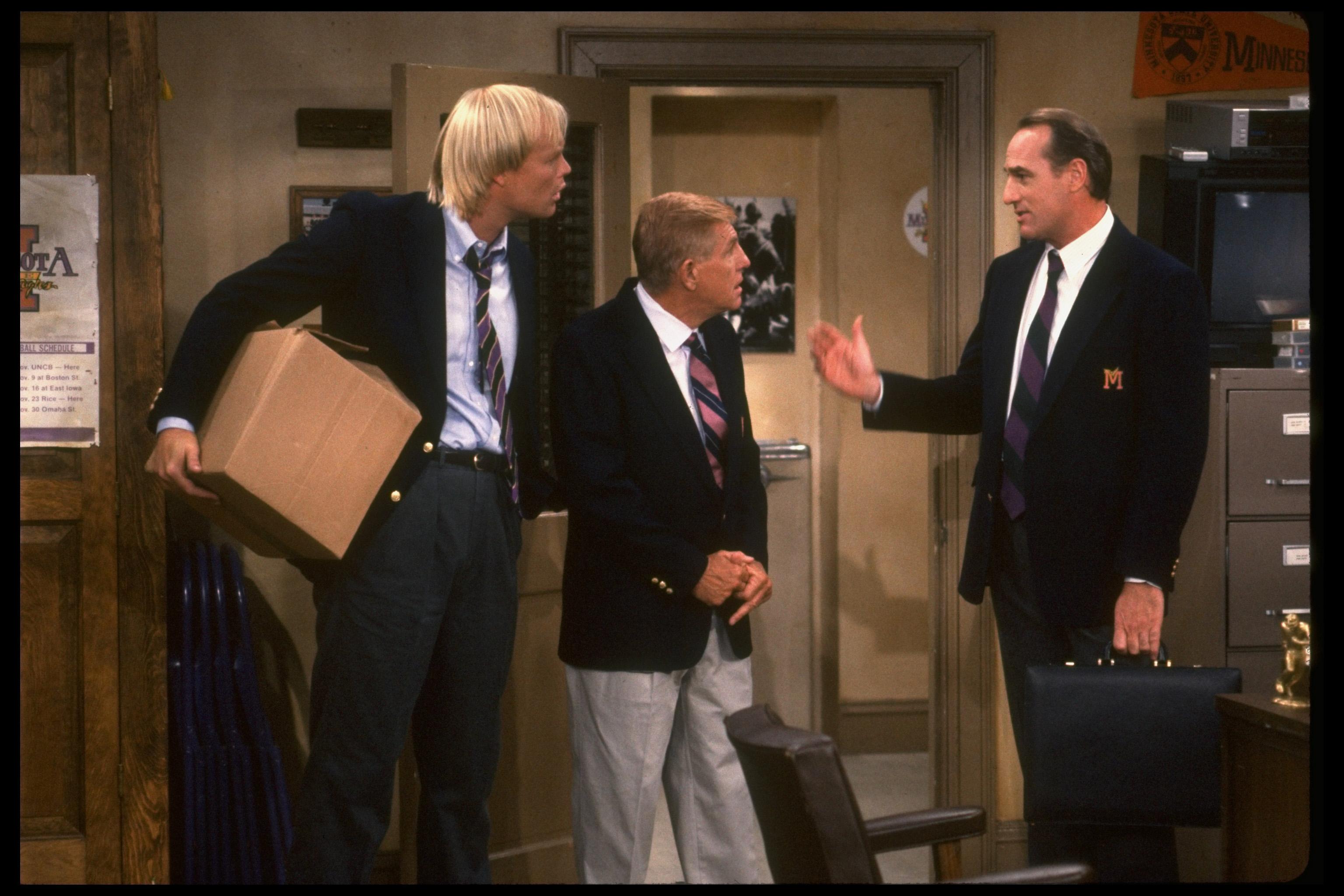 Jerry Van Dyke on 'Coach'