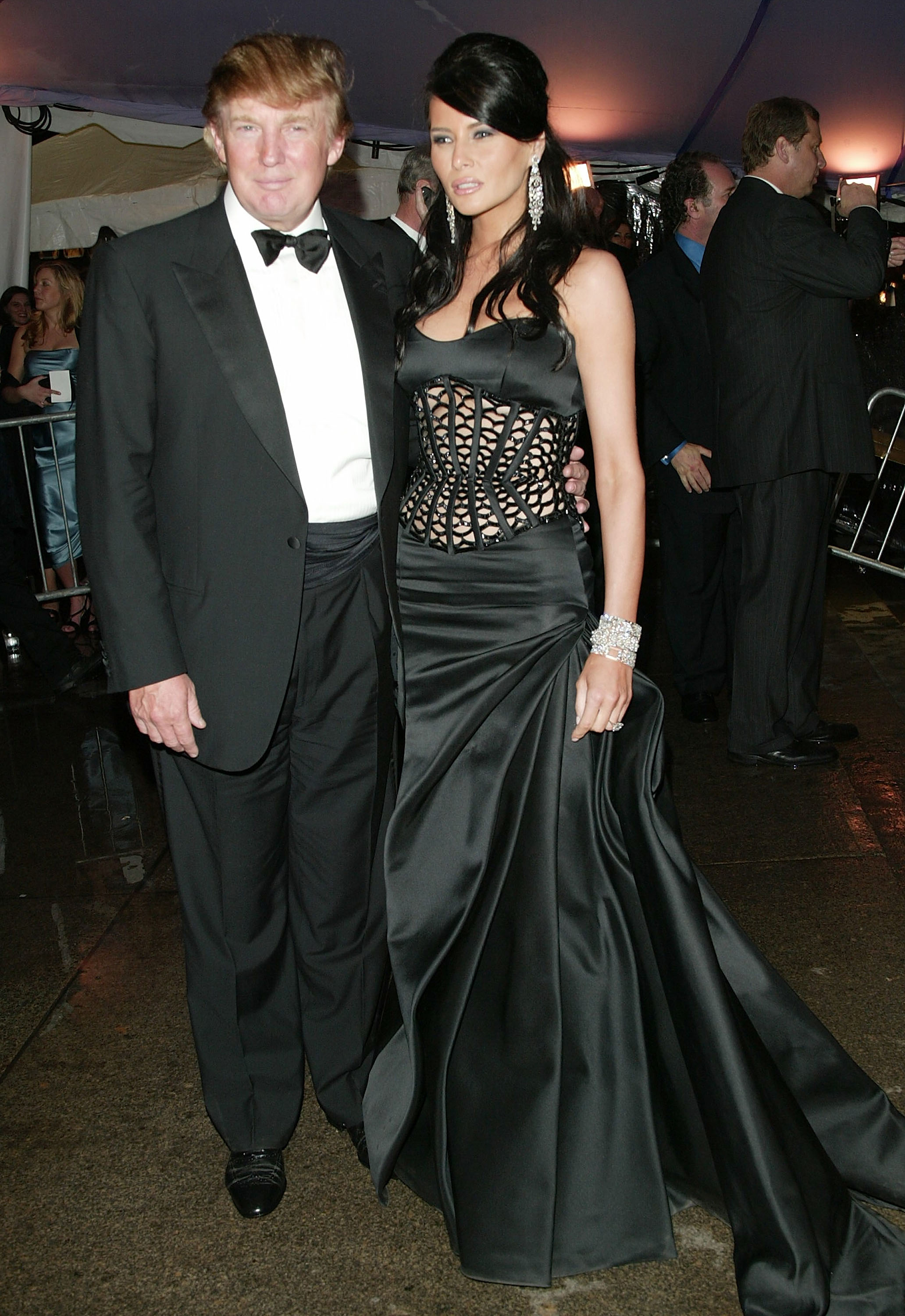 Did-You-Know-Donald-Trump-Proposed-To-Melanie-Trump-At-The-2004-Met-Gala