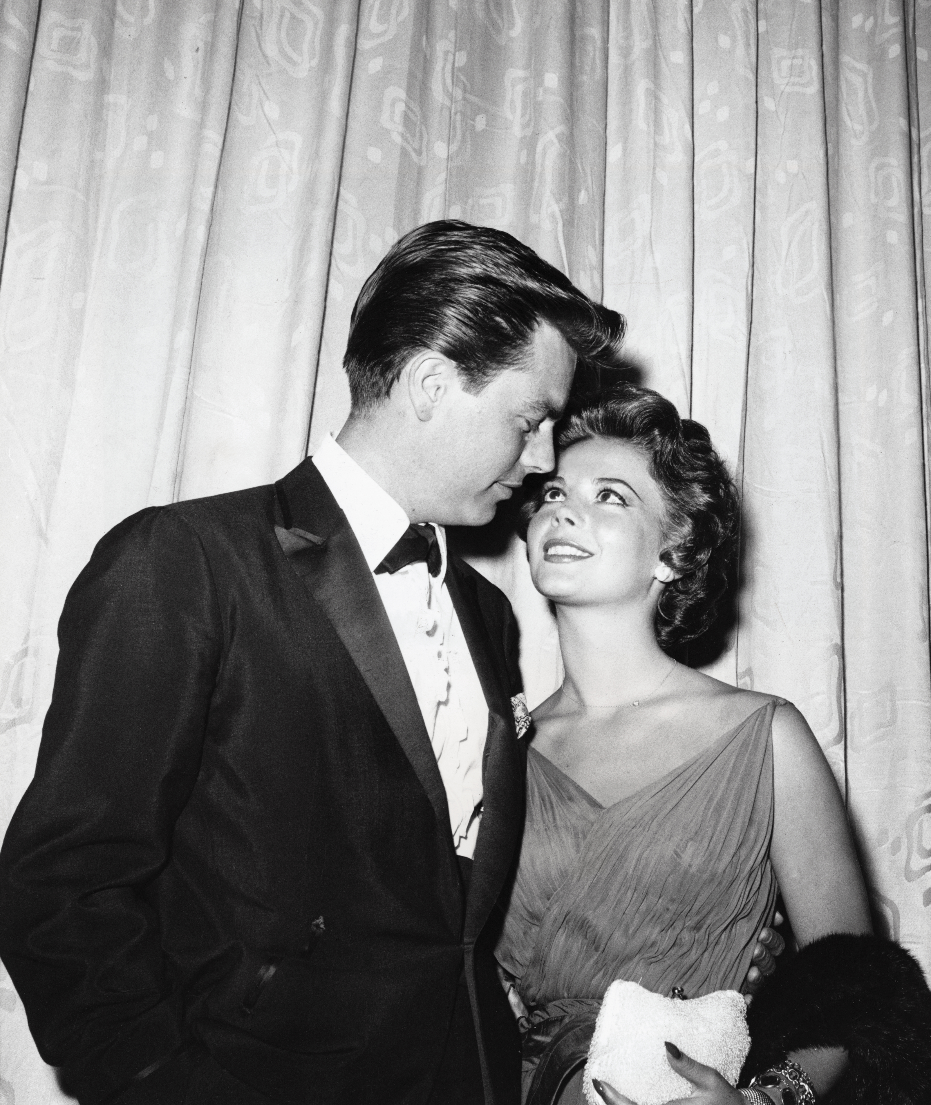 Natalie Wood with Robert Wagner