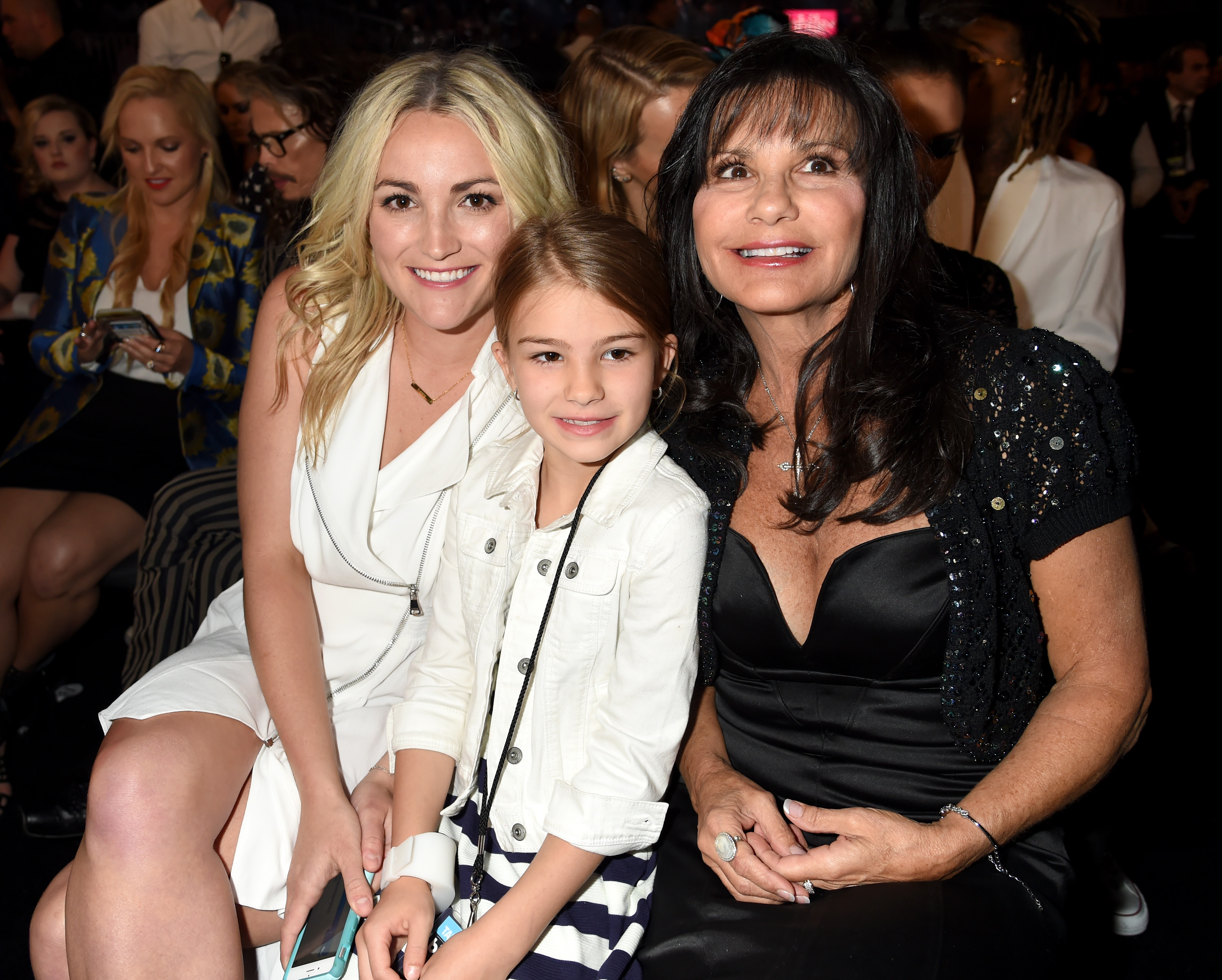 Jamie Lynn Spears and her Daughter Maddie
