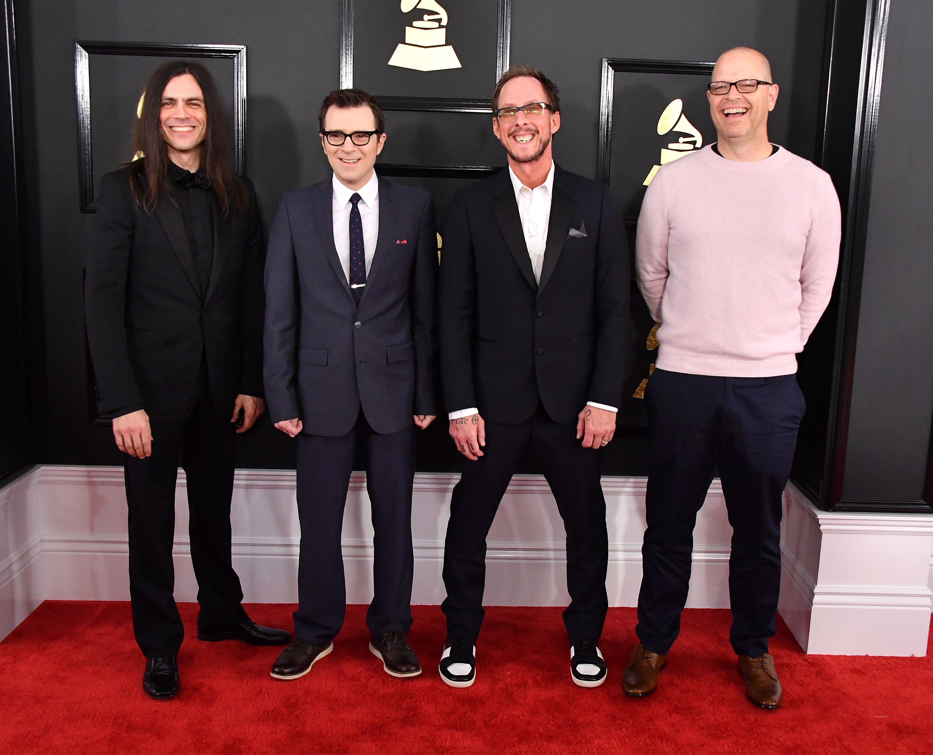 Weezer Releases Cover Of Toto's 'Africa' After Teenage Fan