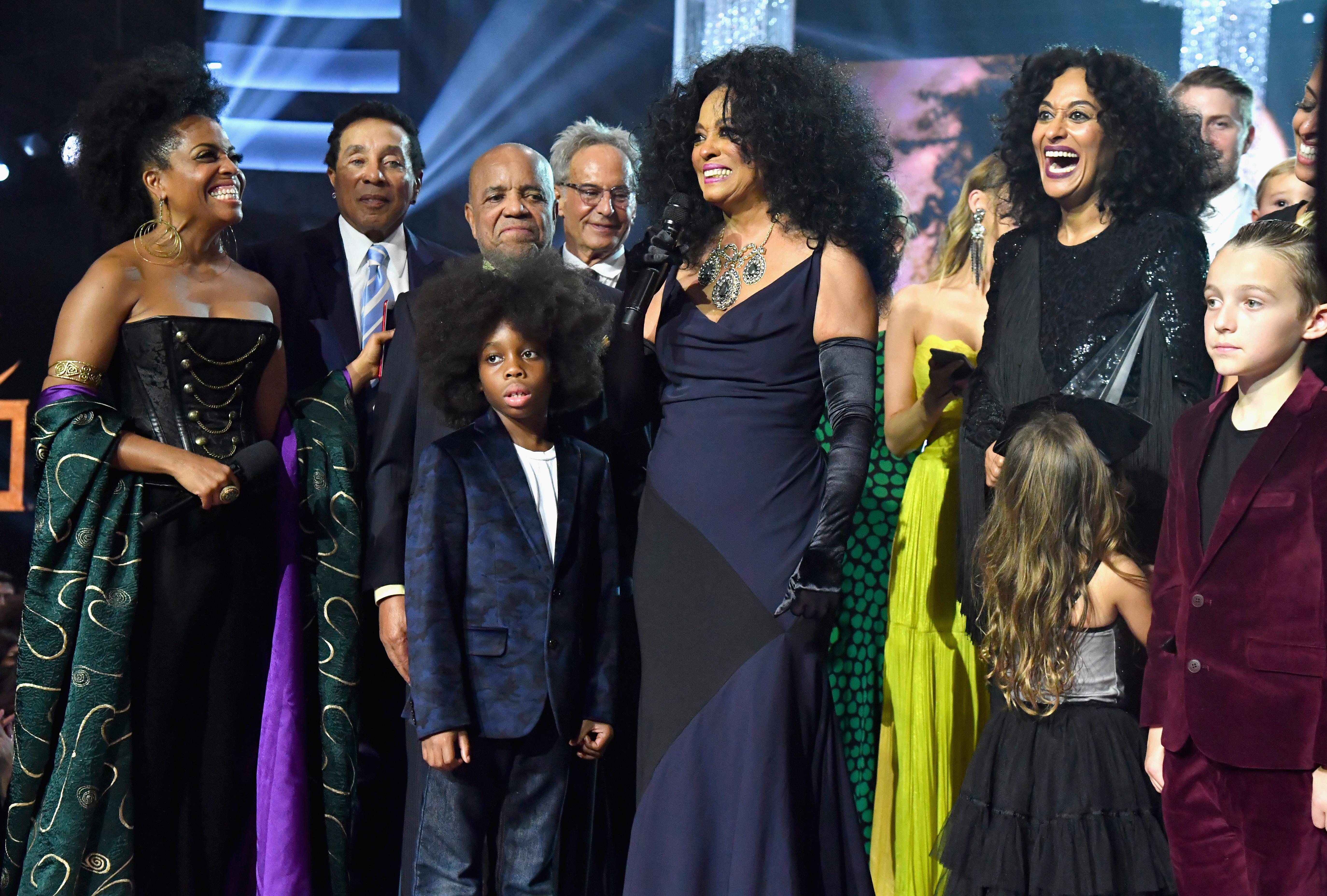 Diana Ross American Music Awards