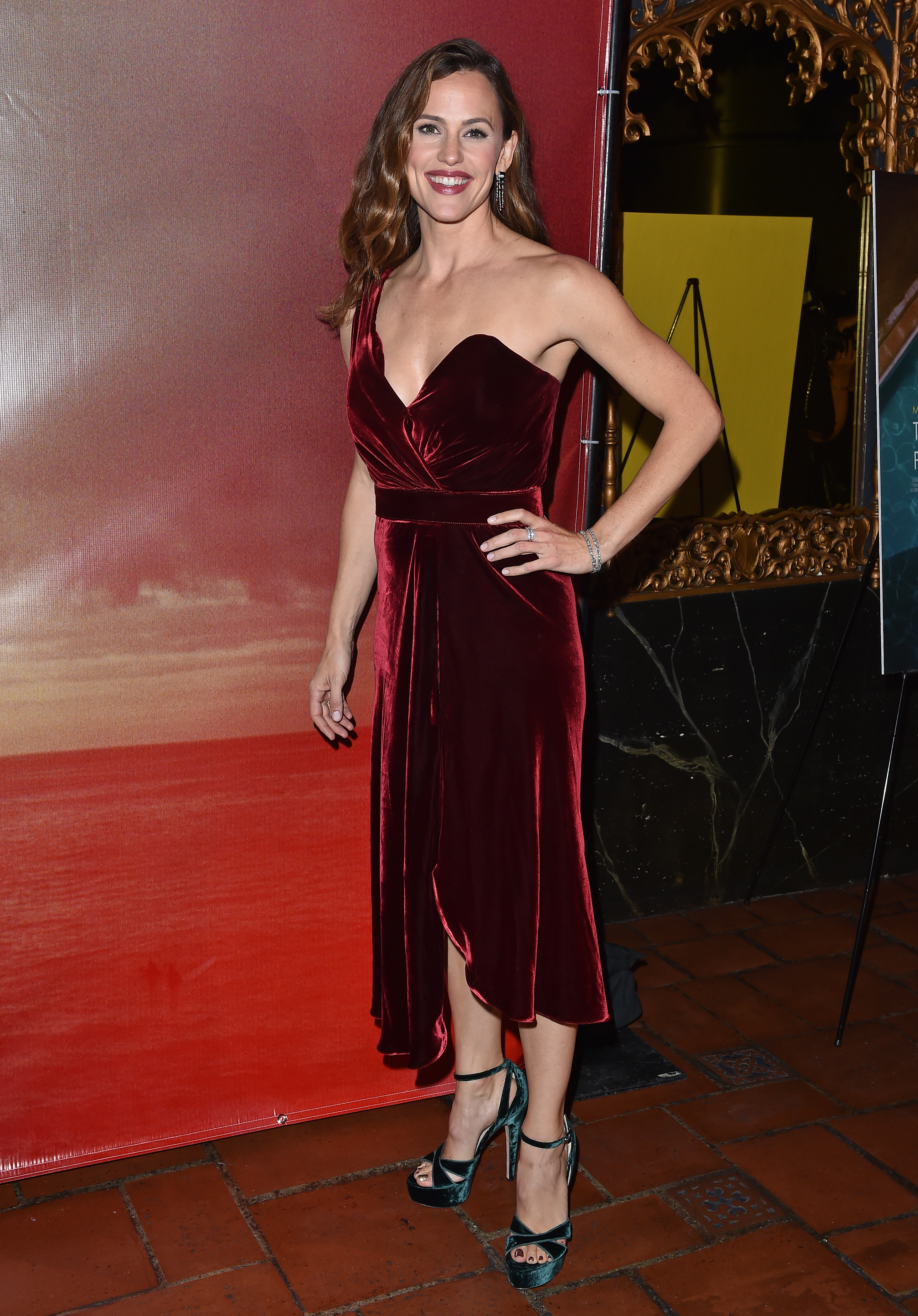 Jennifer Garner Attends 'The Tribes of Palos Verdes' Premiere