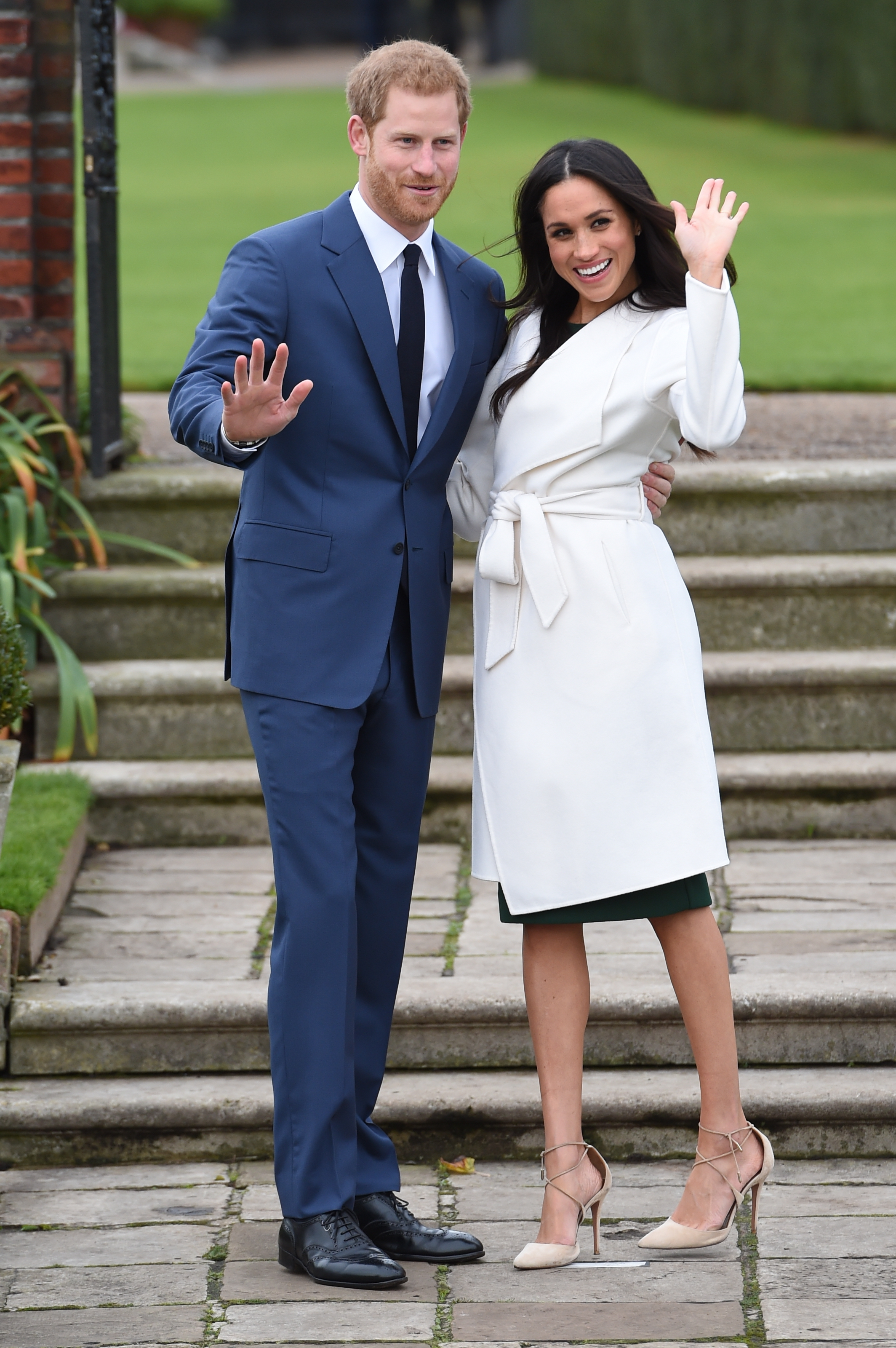 The Best Meghan Markle Harry Engagement Photos