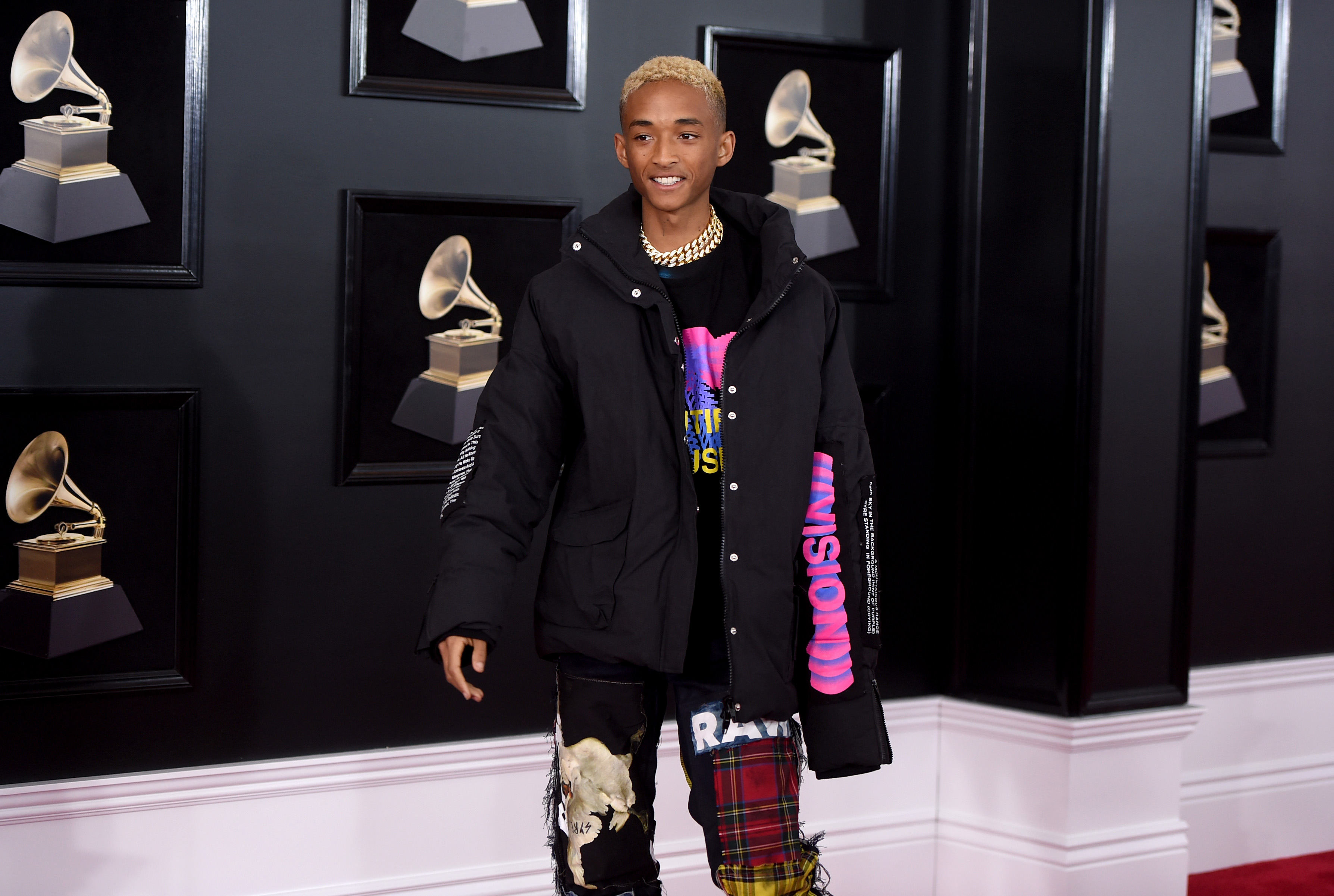 5ecf297a6f6d Jaden Smith Called Tyler The Creator His  Boyfriend   Find Out How ...