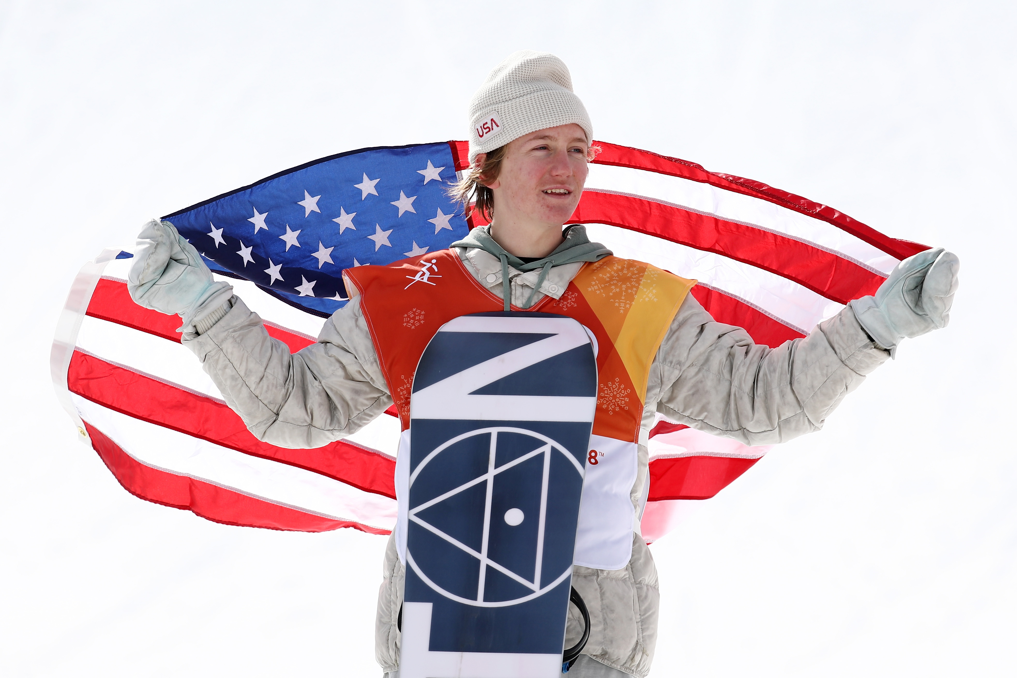 2018-Winter-Olympics-Snowboarder-Red-Gerard-Wins-Team-USAs-First-Gold-Medal-At-17