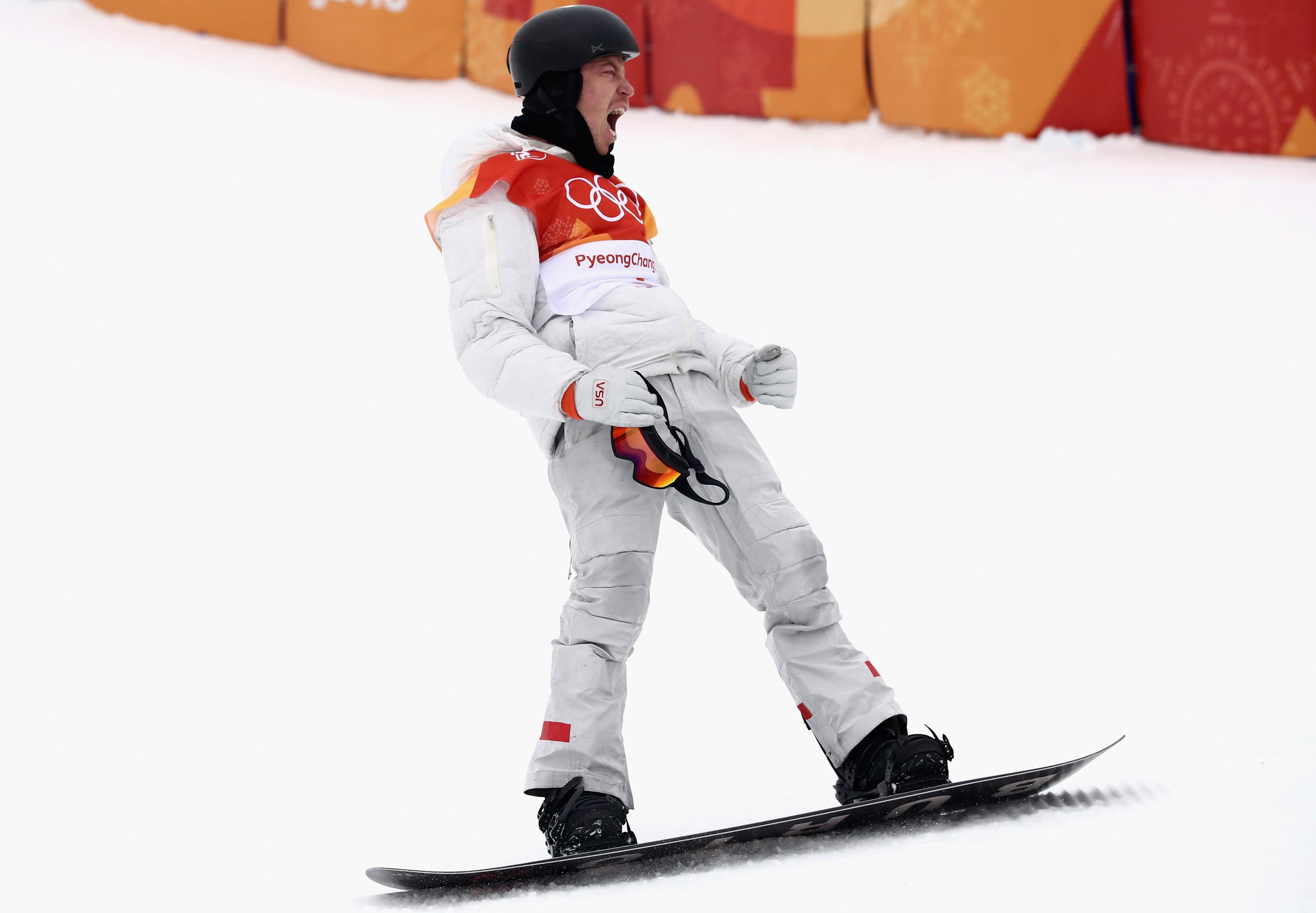 Shaun White: 2018 Winter Olympic Halfpipe Finals