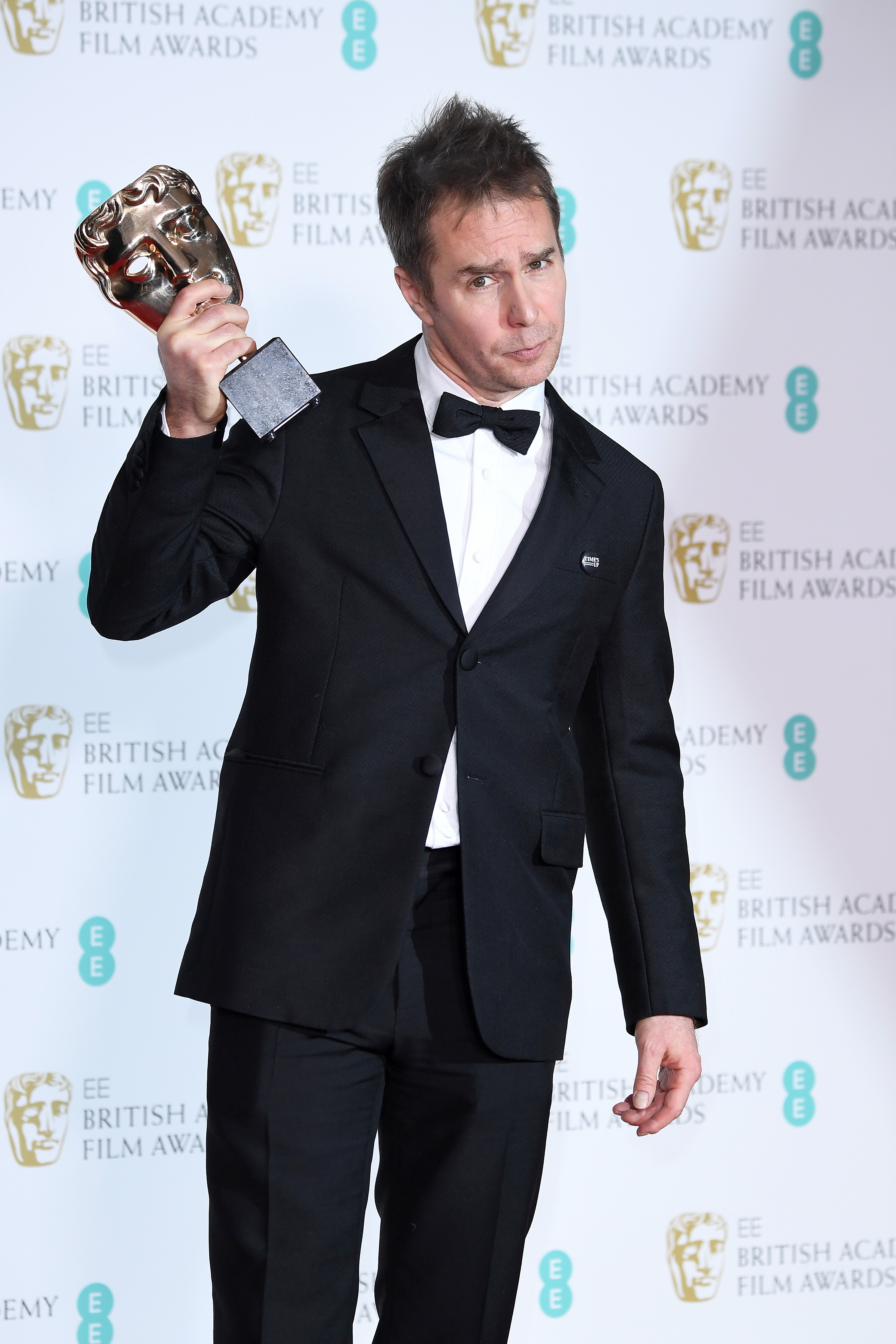 Sam Rockwell Wins Best Supporting Actor Award At The 2018 ...