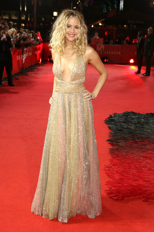 'Red Sparrow' European Premiere – Red Carpet Arrivals