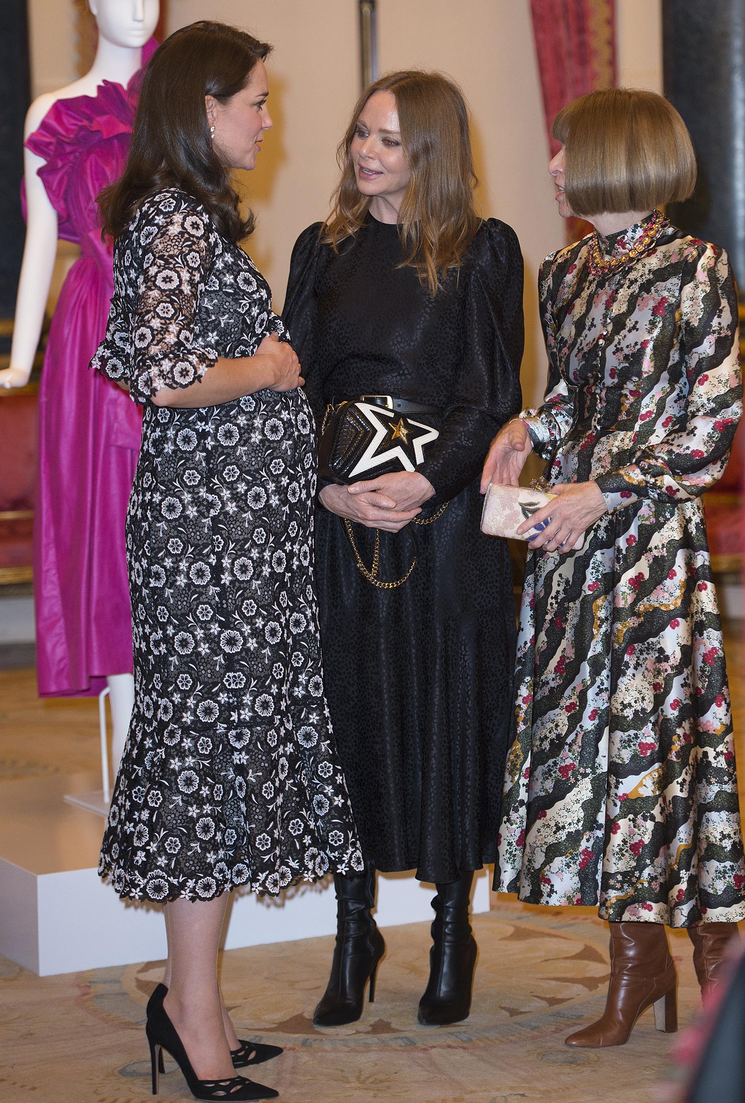 The Commonwealth Fashion Exchange Reception At Buckingham Palace