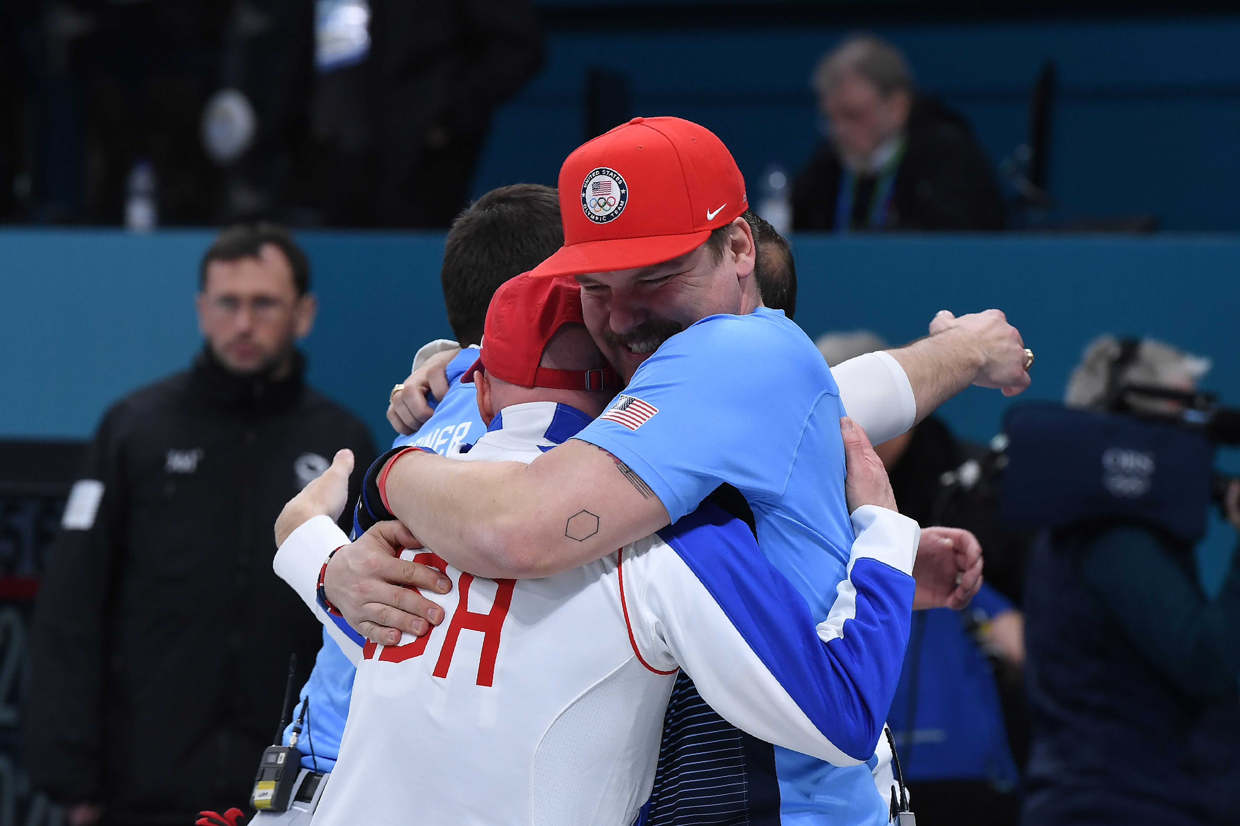 Curling-Champions-U.S.-Mens-Curling-Team-Wins-First-Ever-Team-USA-Gold-In-Huge-Upset