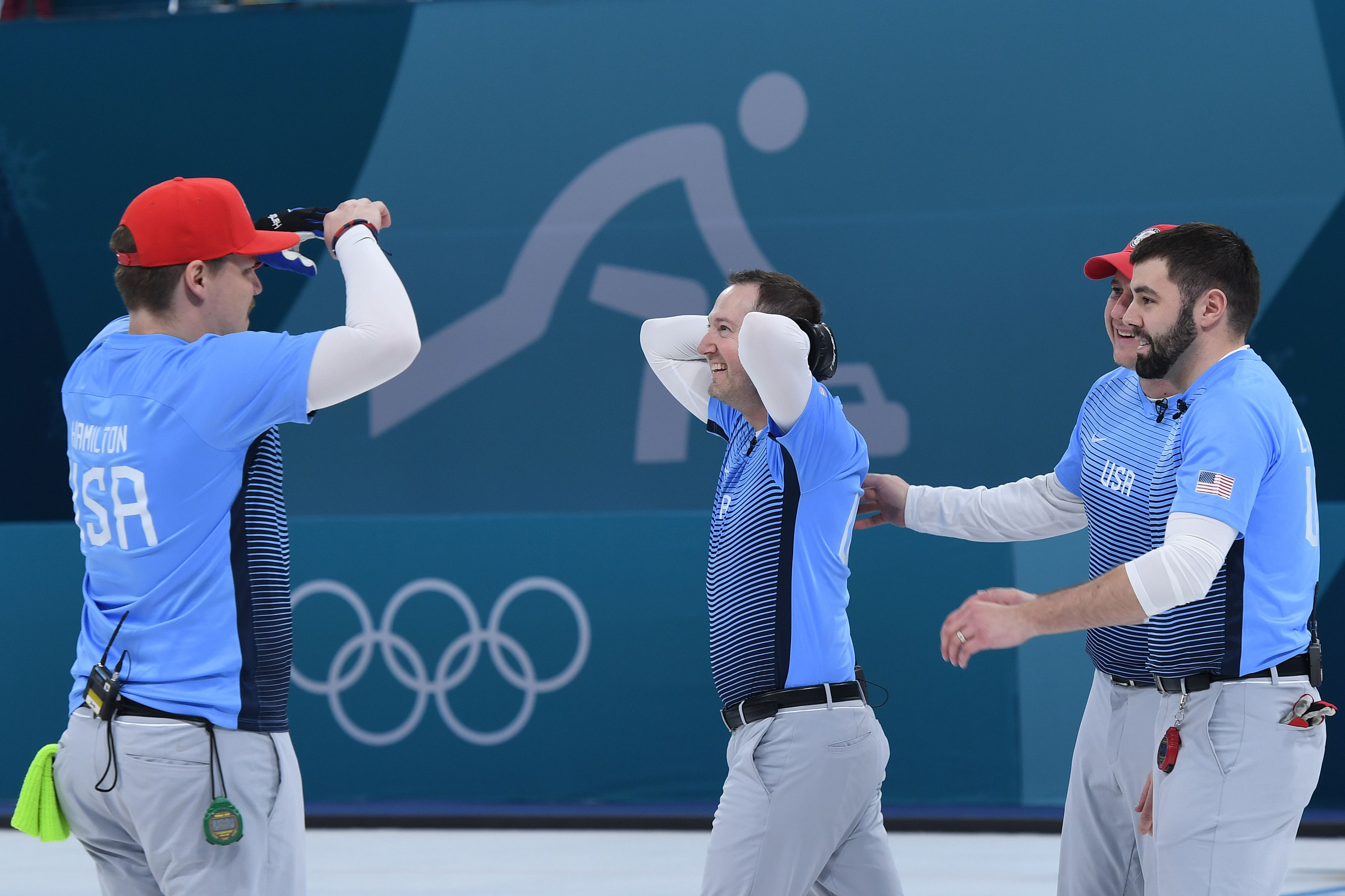 Team USA Men's Curling