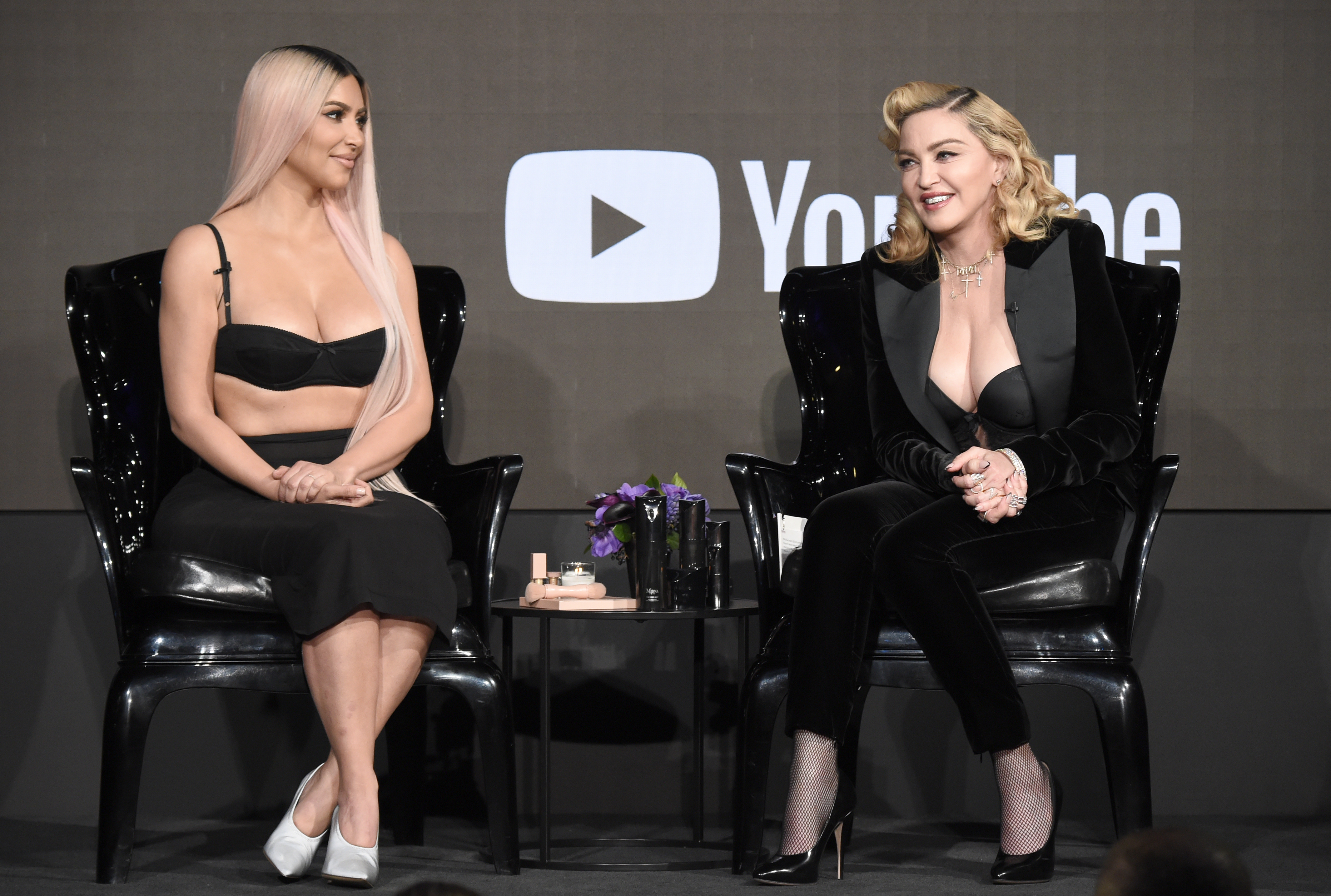 Madonna-Kim-Kardashian-West-Swap-Beauty-Tricks-Masks-Botox-Dos-and-Donts-More
