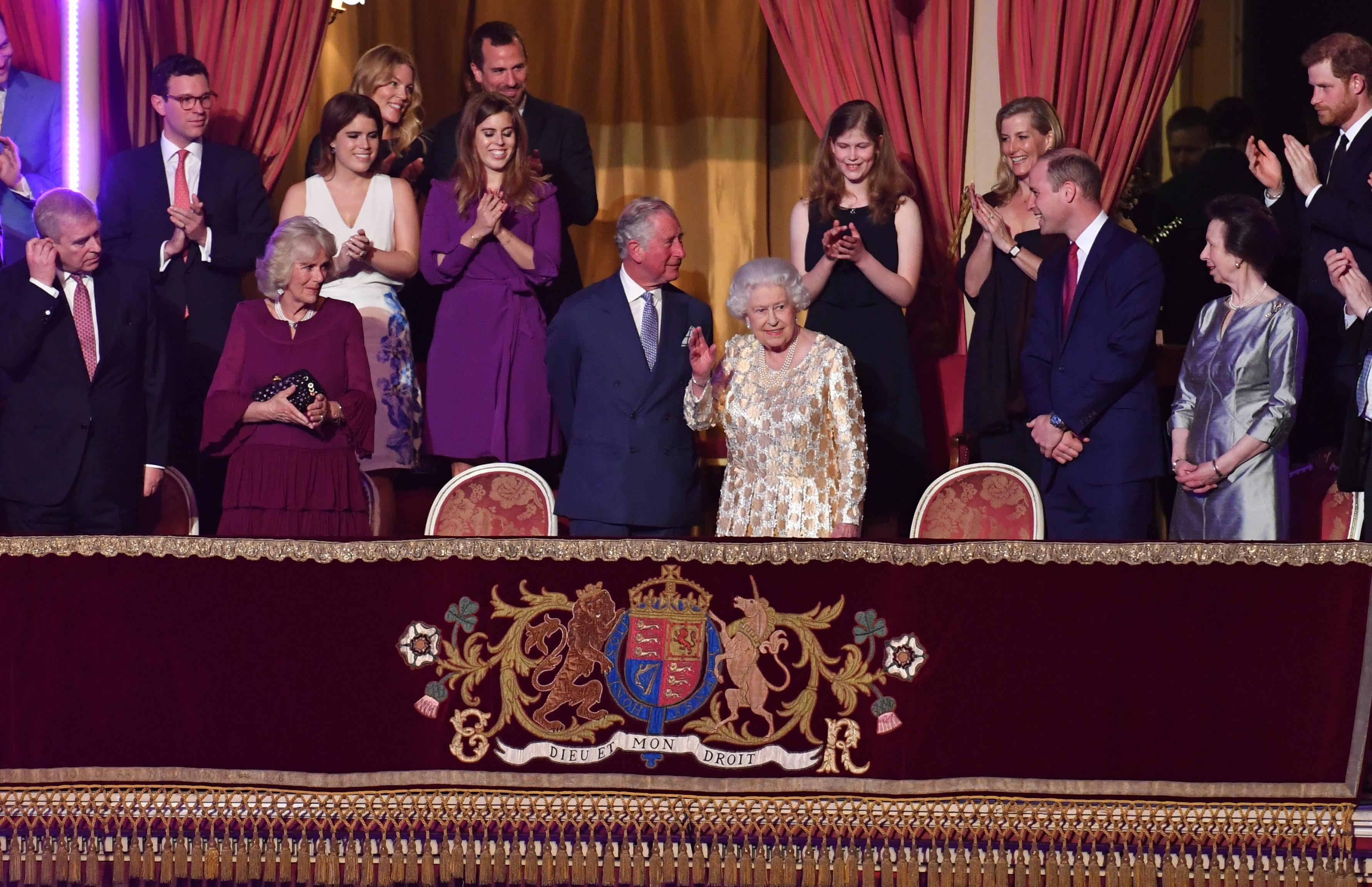 Queen Elizabeth, 92nd Birthday