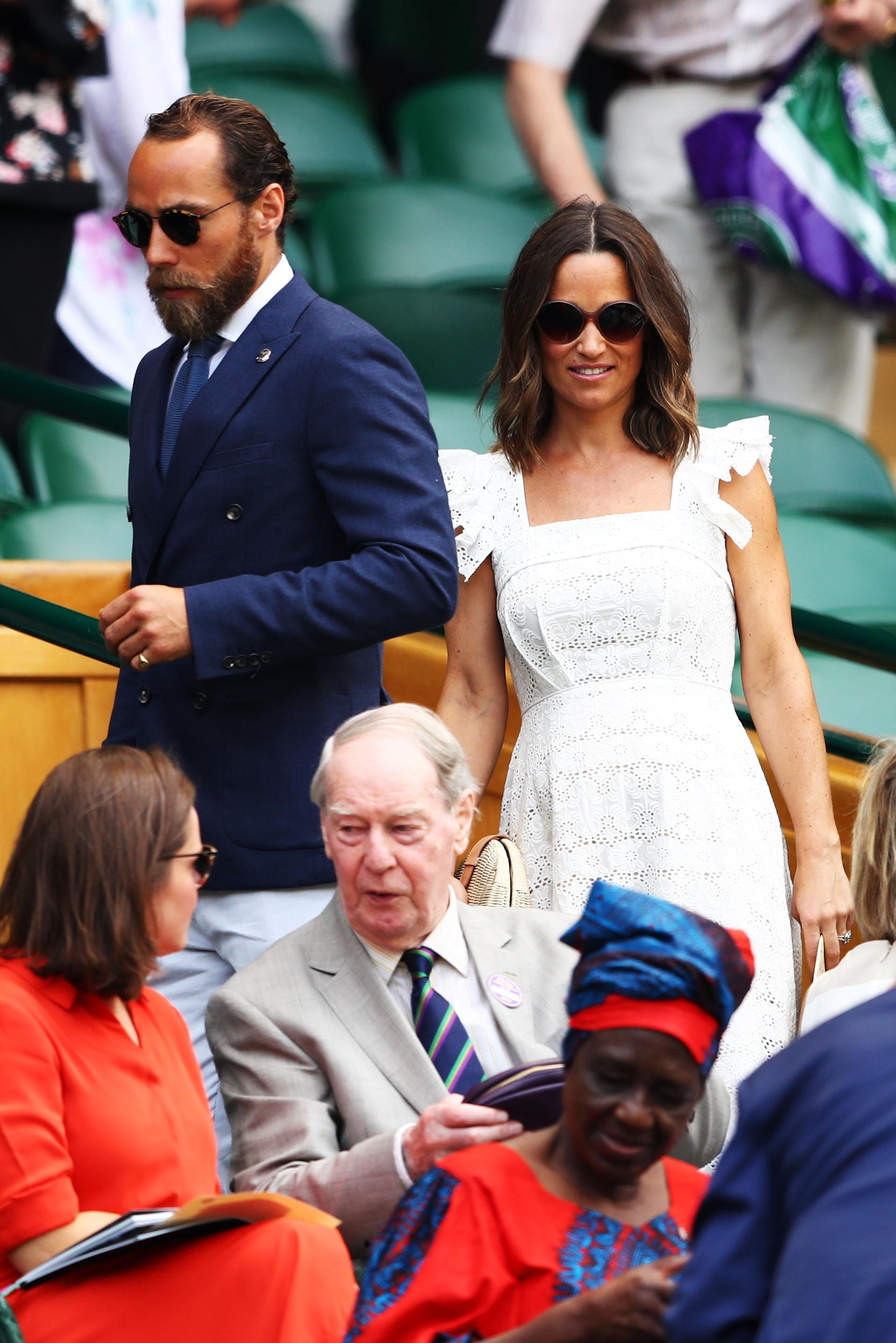 Pippa Middleton & James Middleton