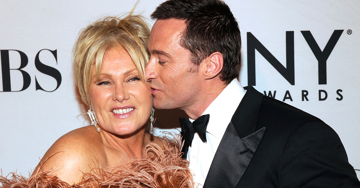 Hugh Jackman Shares Touching Tribute To Wife Deborra-lee ...