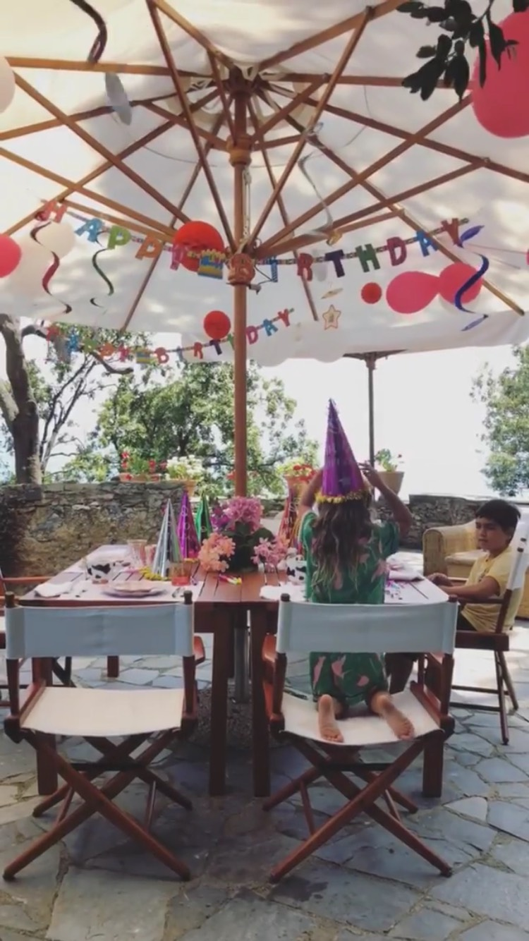 Penelope Disick 6th Birthday – 1