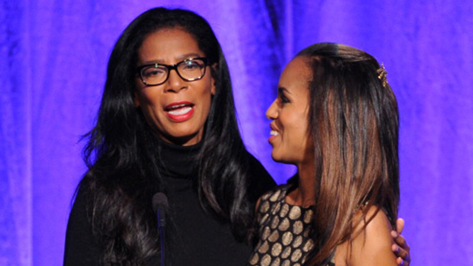Kerry Washington And Judy Smith