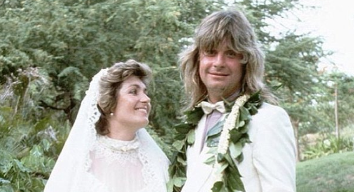 Kelly-Osbourne-Shares-Epic-Wedding-Photo-From-Her-Parents-Sharon-and-Ozzy-Osbournes-Nuptials