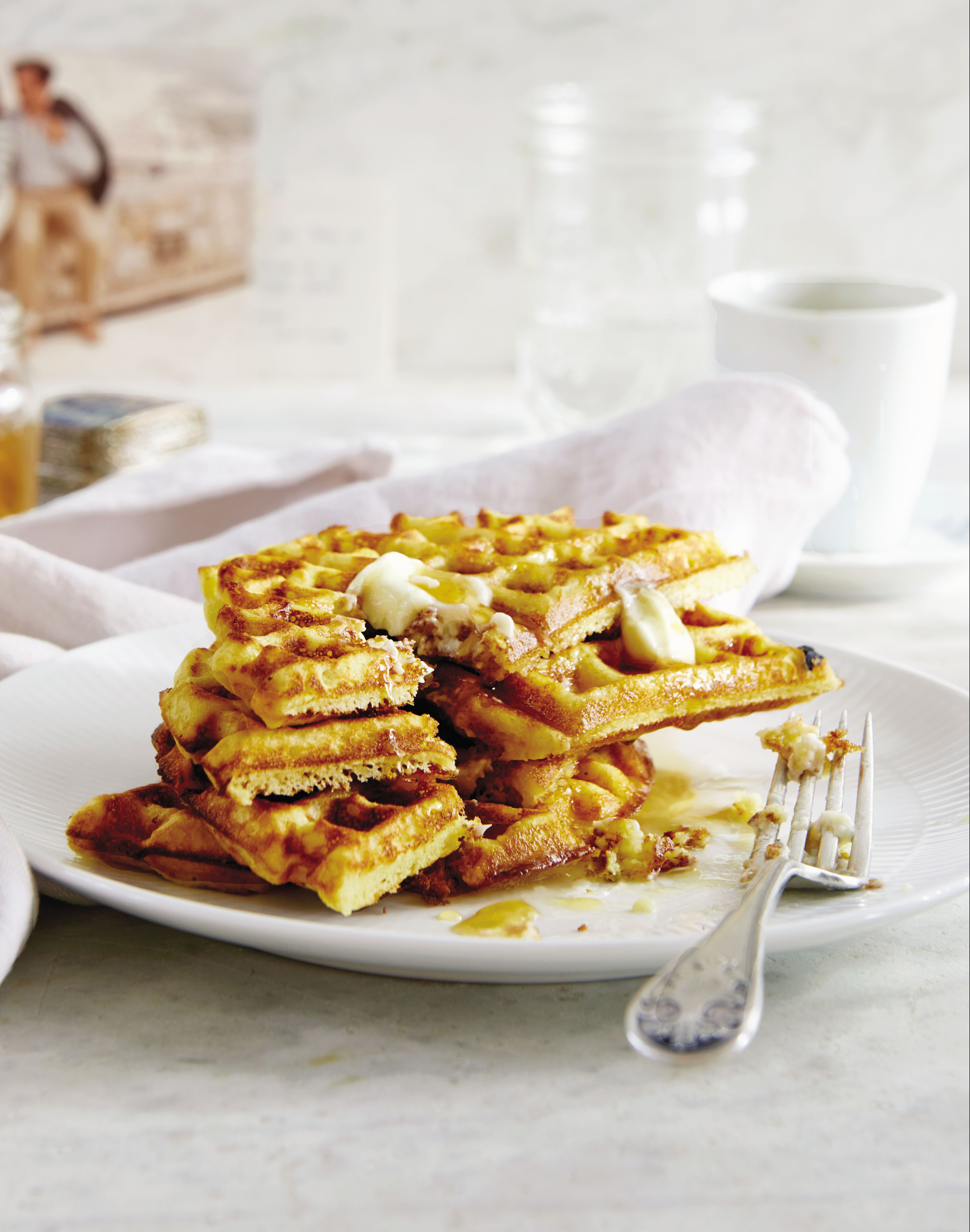 Warrior Waffles from Daphne Oz's 'The Happy Cook'