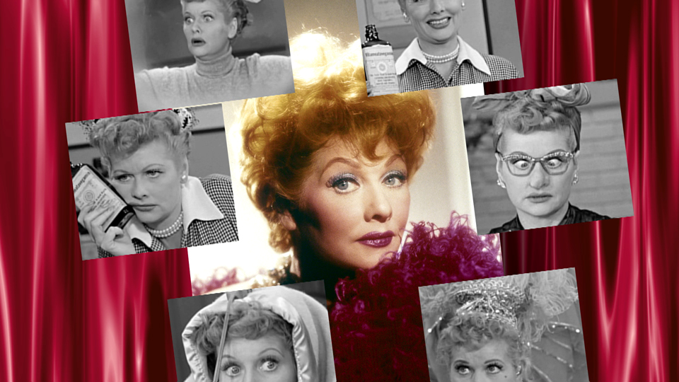 Lucille Ball Turns 100 Years Old