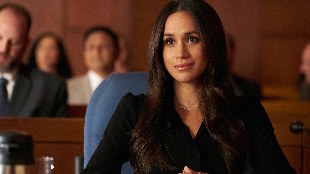 Meghan Markle Is Officially Leaving 'Suits' After 7 Seasons