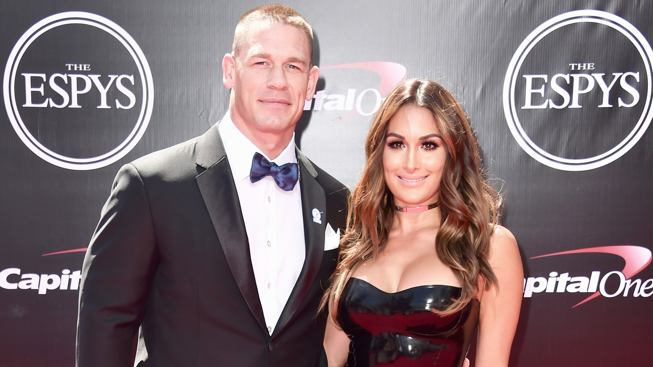 Nikki Bella Says Her Relationship With John Cena Is Officially Over