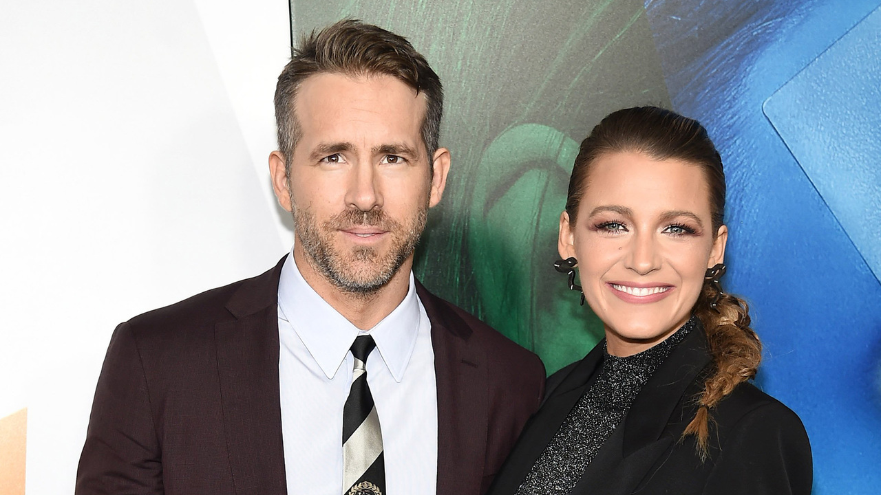 Blake Lively & Ryan Reynolds Sizzle At The Premiere For 'A Simple Favor'