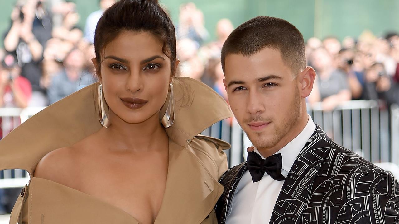 Priyanka Chopra & Nick Jonas Cuddle Up On Date Night
