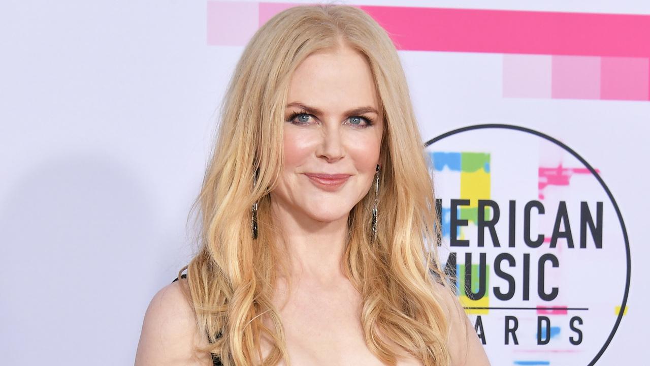 Nicole Kidman Rescues A Gigantic Tarantula From Her Pool: 'Help!'
