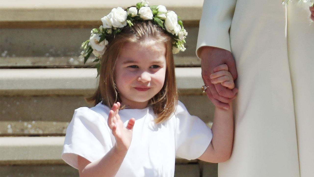 Princess Charlotte Was The Real Boss At The Royal Wedding