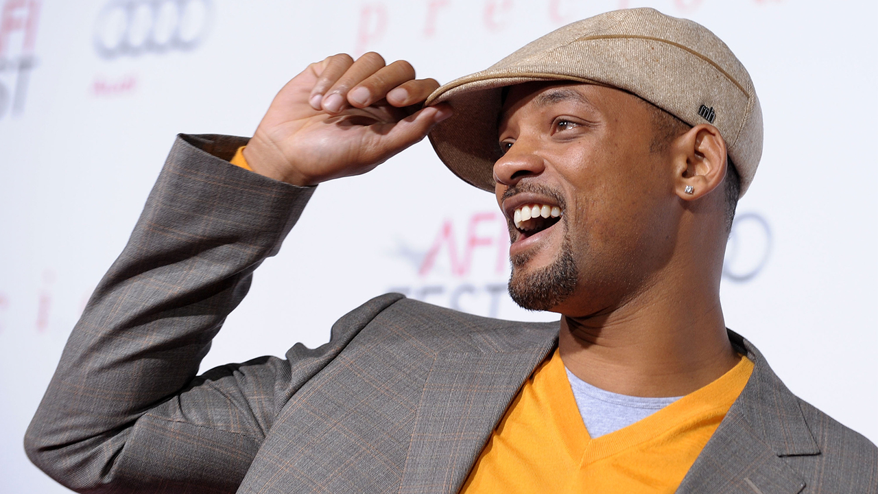 Will Smith Hits The Studio & Teases New Rap Song: 'I Got The Beast Back'