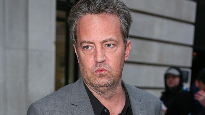 Matthew Perry's Startling 'Friends' Admission