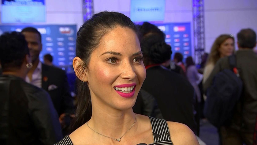 Olivia Munn: Playing Psylocke In 'X-Men: Apocalypse' A 'Huge Honor'
